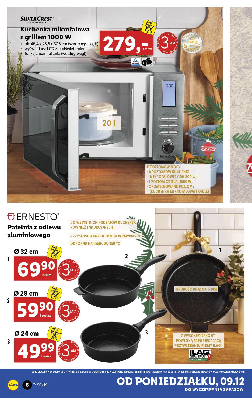 Gazetka Lidl - Katalog od poniedziałku 09.12-08.12.2019-15.12.2019-page-8