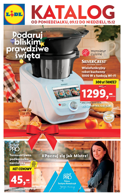 Gazetka Lidl - Katalog od poniedziałku 09.12-08.12.2019-15.12.2019-page-1