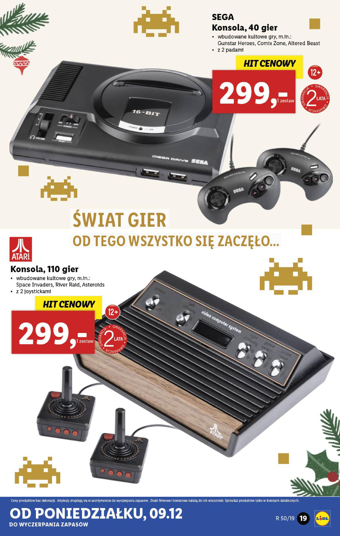 Gazetka Lidl - Katalog od poniedziałku 09.12-08.12.2019-15.12.2019-page-19