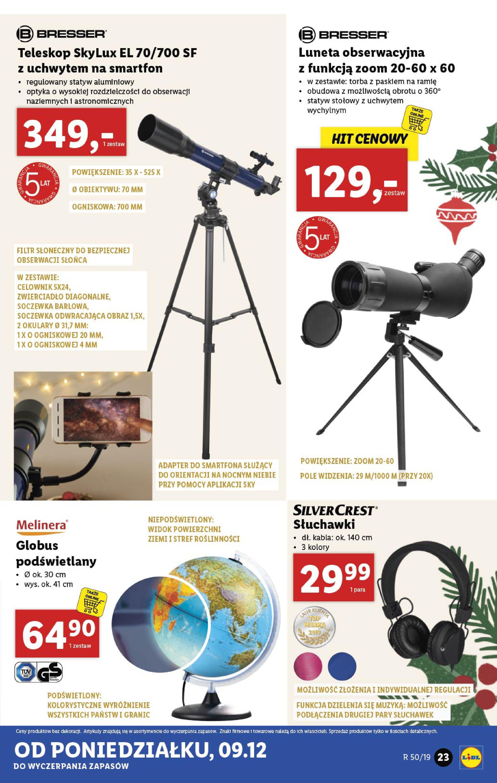 Gazetka Lidl - Katalog od poniedziałku 09.12-08.12.2019-15.12.2019-page-23
