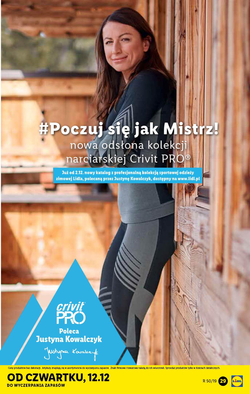 Gazetka Lidl - Katalog od poniedziałku 09.12-08.12.2019-15.12.2019-page-29