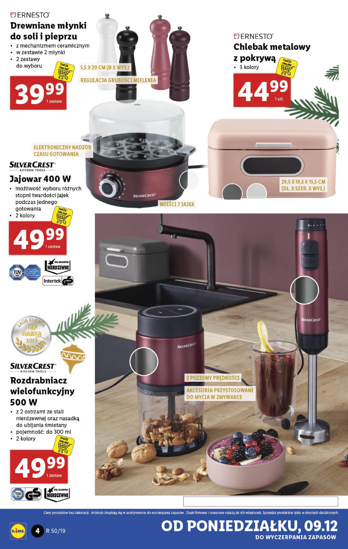 Gazetka Lidl - Katalog od poniedziałku 09.12-08.12.2019-15.12.2019-page-4