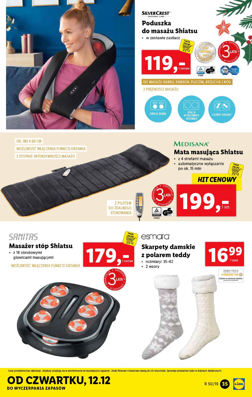 Gazetka Lidl - Katalog od poniedziałku 09.12-08.12.2019-15.12.2019-page-35