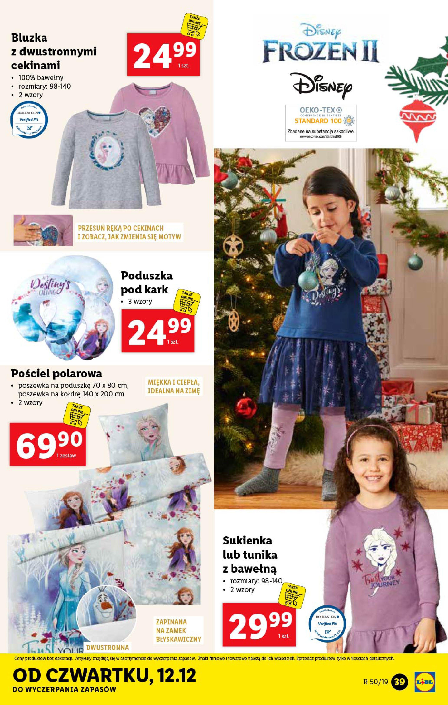 Gazetka Lidl - Katalog od poniedziałku 09.12-08.12.2019-15.12.2019-page-39