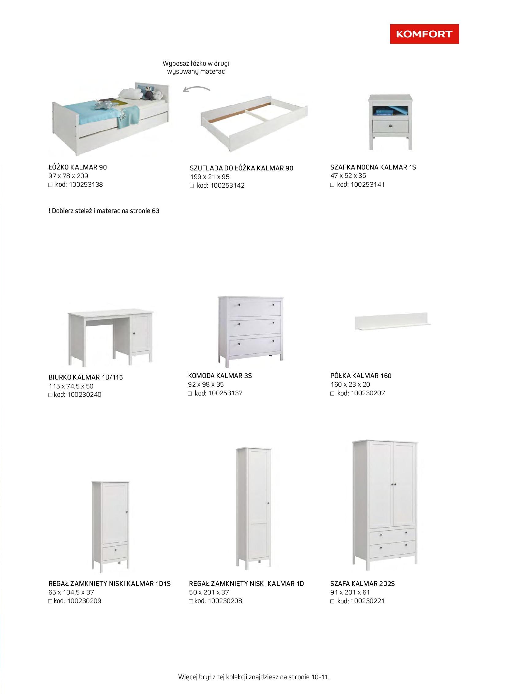 Gazetka Komfort: Gazetka komfort - Meble i oświetlenie 2021-08-26 page-51