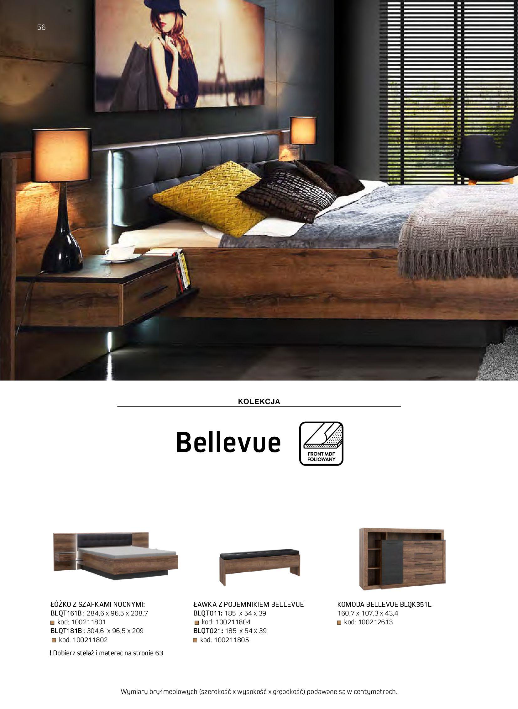 Gazetka Komfort: Gazetka komfort - Meble i oświetlenie 2021-08-26 page-56