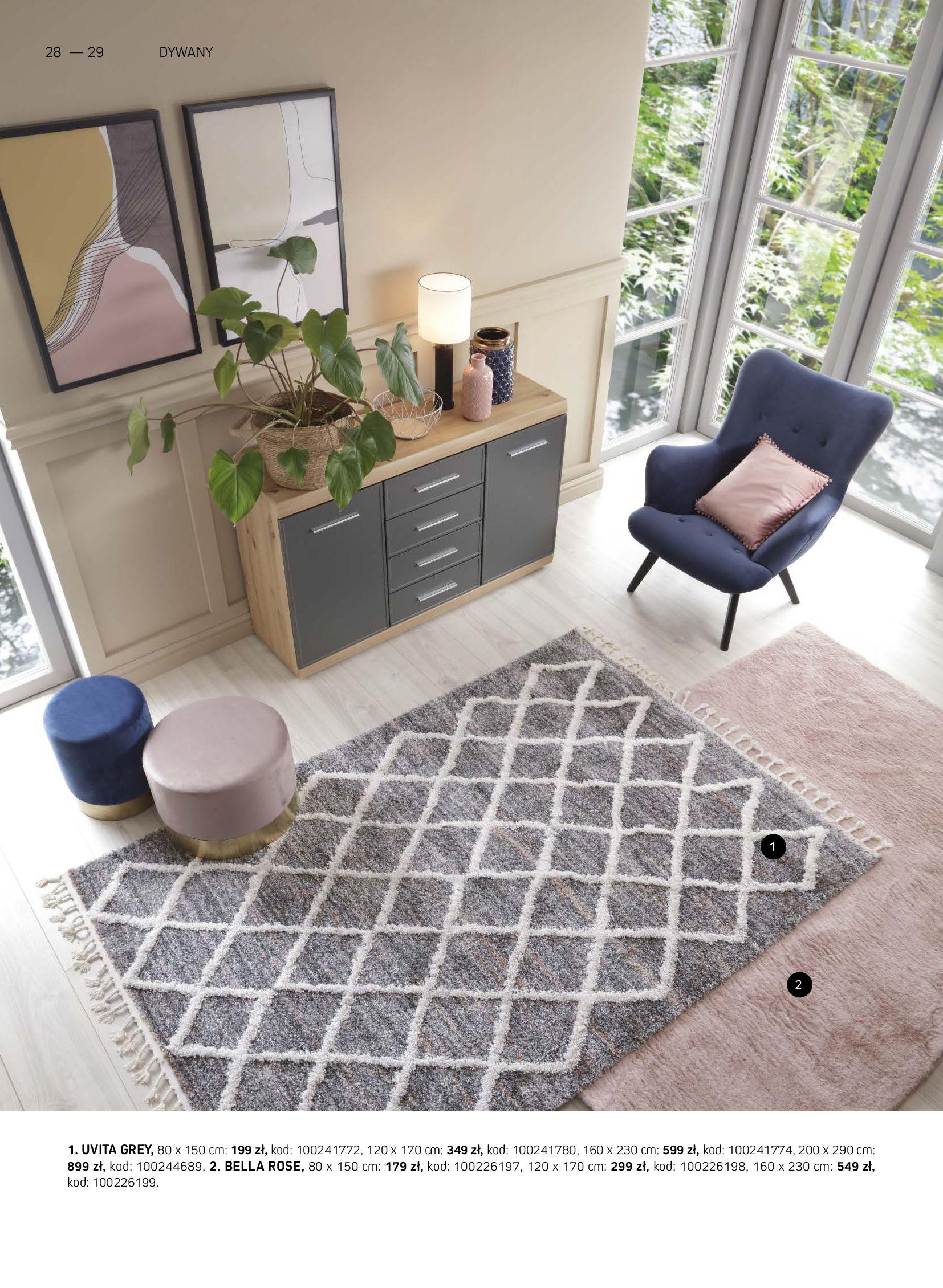 Gazetka Komfort: Gazetka Komfort - Katalog dywanów 2021-06-16 page-28