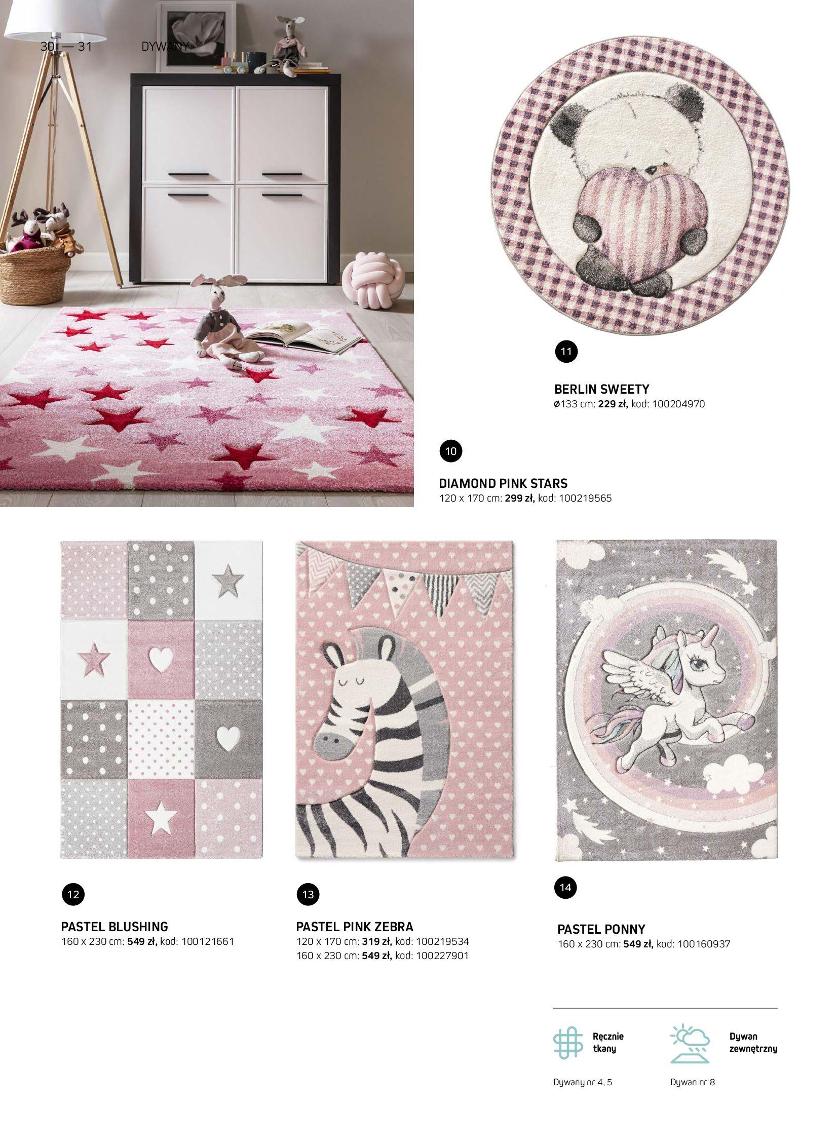 Gazetka Komfort: Gazetka Komfort - Katalog dywanów 2021-06-16 page-30