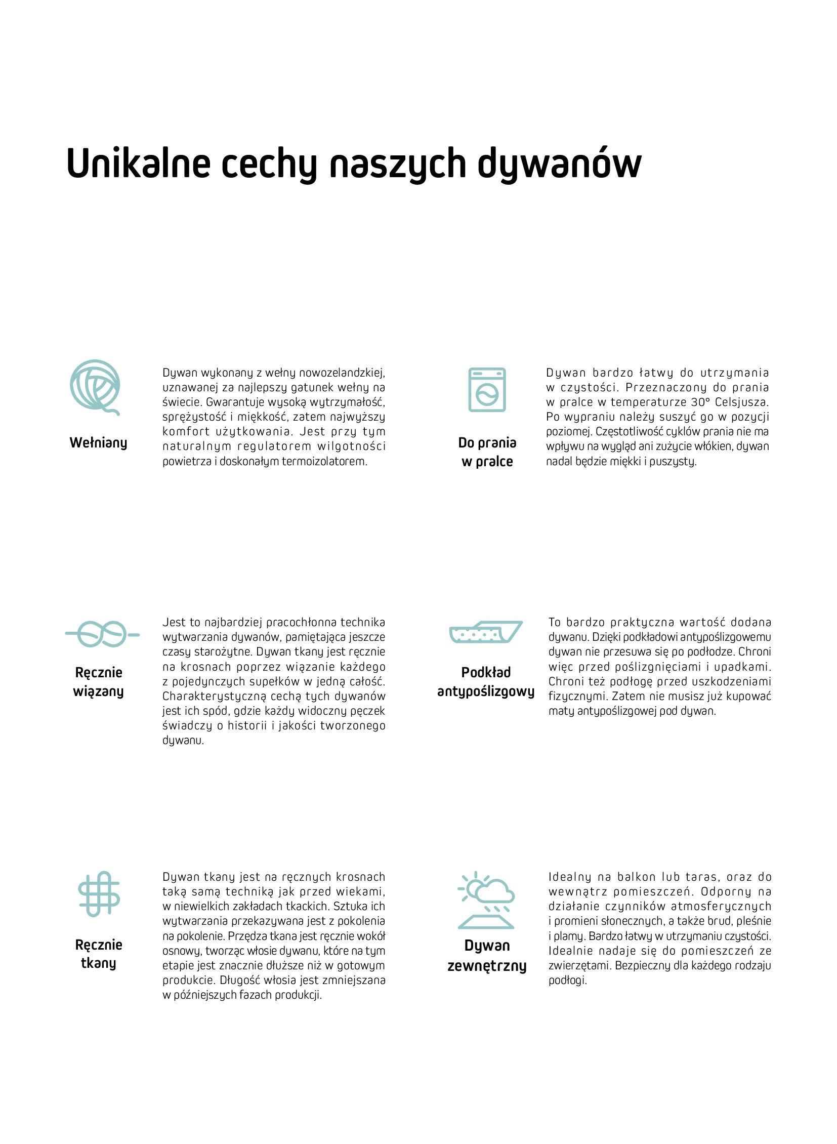 Gazetka Komfort: Gazetka Komfort - Katalog dywanów 2021-06-16 page-4
