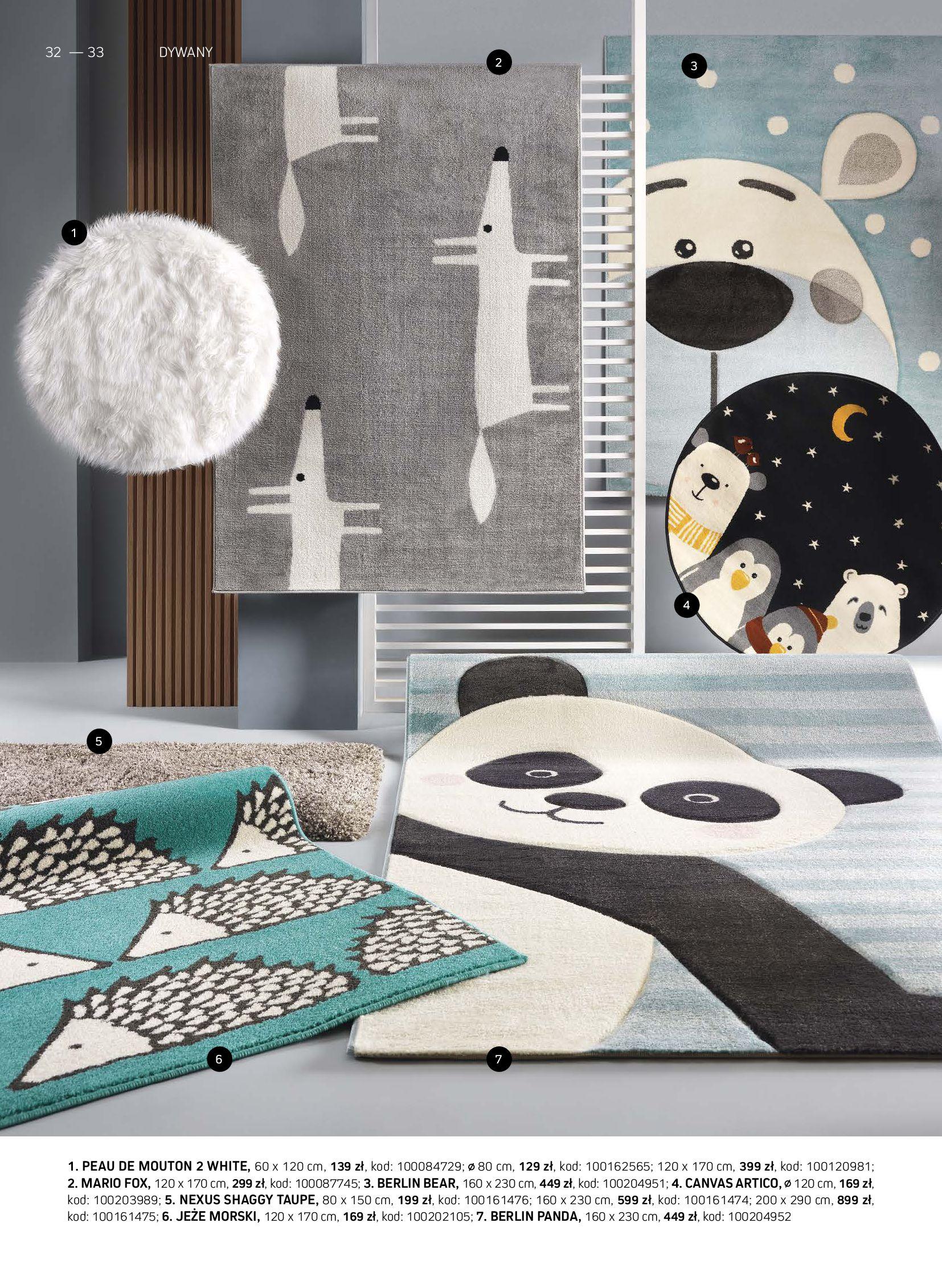Gazetka Komfort: Gazetka Komfort - Katalog dywanów 2021-06-16 page-32