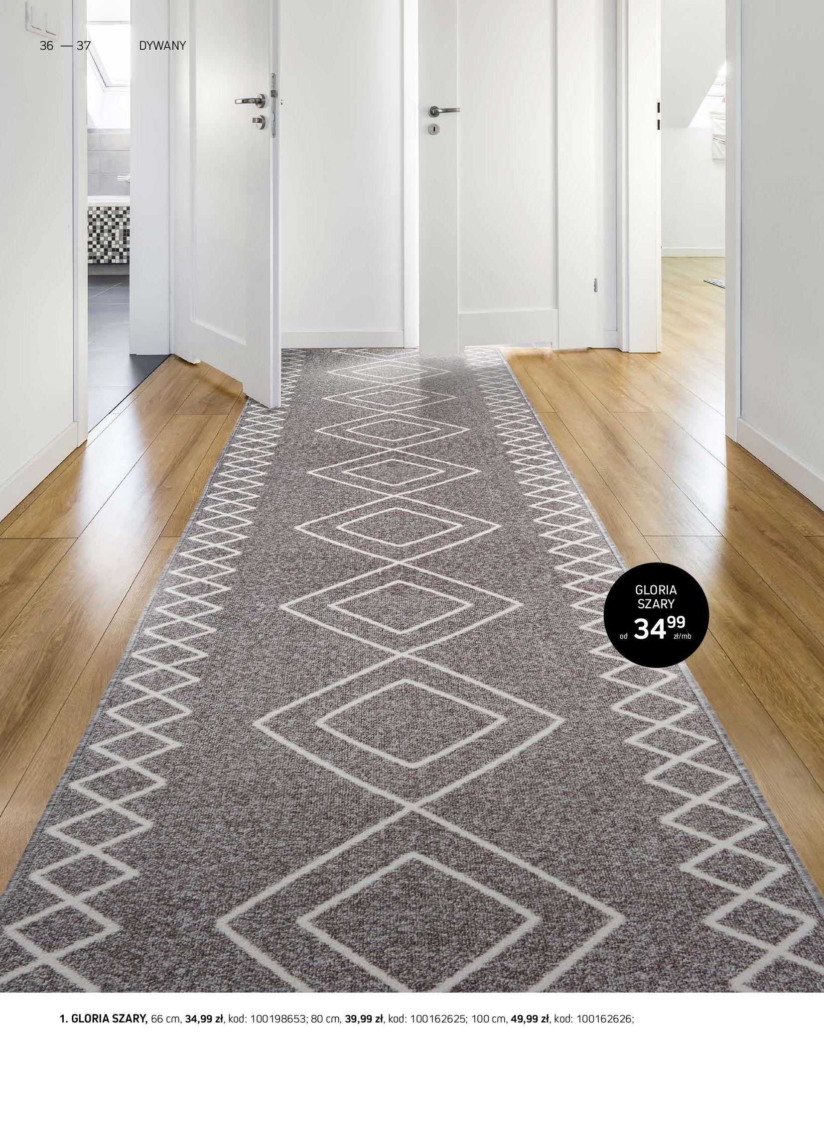 Gazetka Komfort: Gazetka Komfort - Katalog dywanów 2021-06-16 page-36
