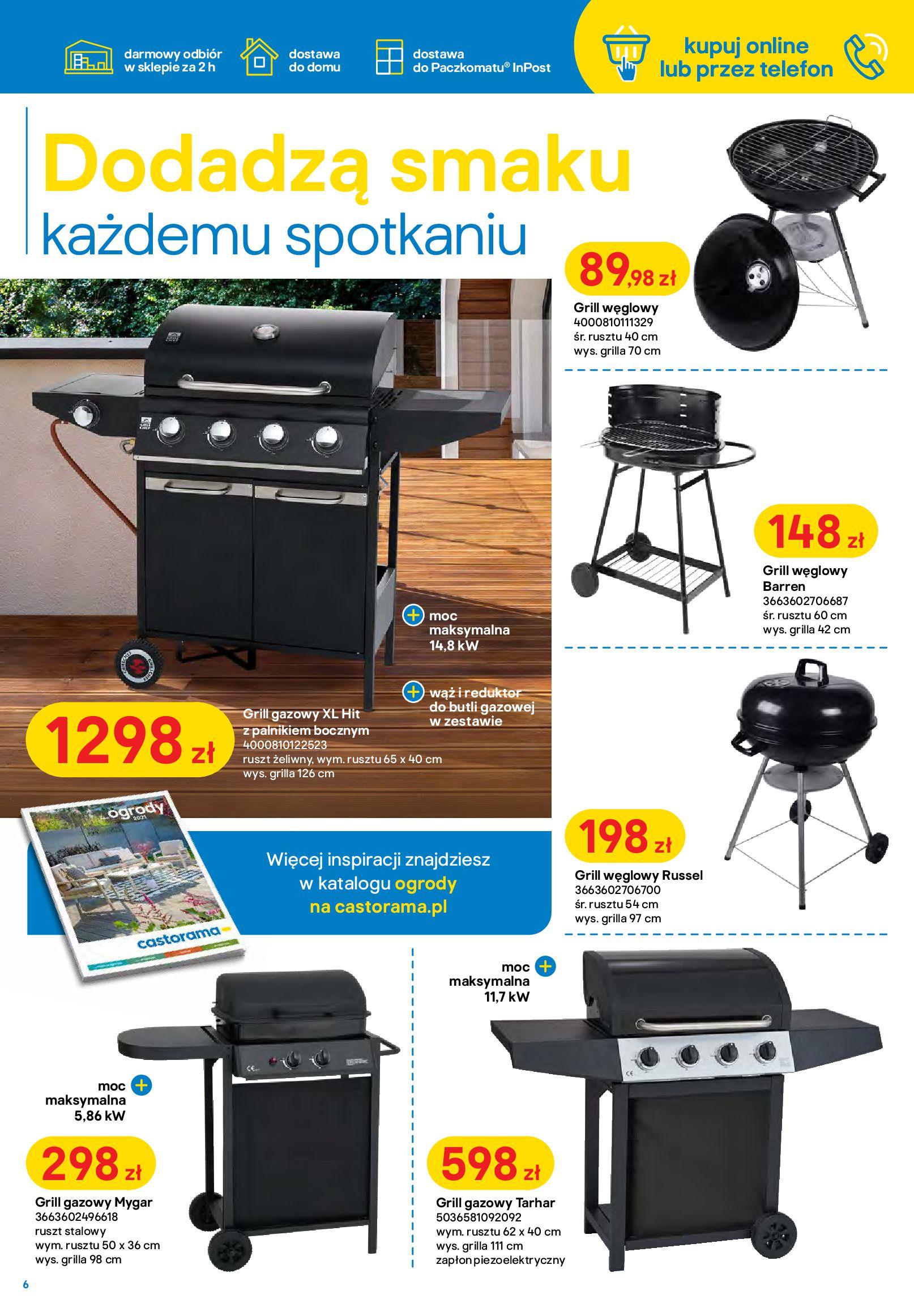 Gazetka Castorama: Ogród idealny dla Ciebie 2021-05-04 page-6