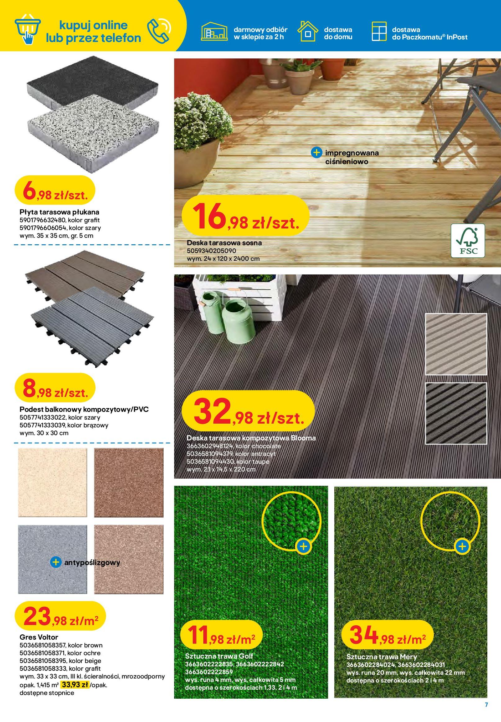 Gazetka Castorama: Ogród idealny dla Ciebie 2021-05-04 page-7