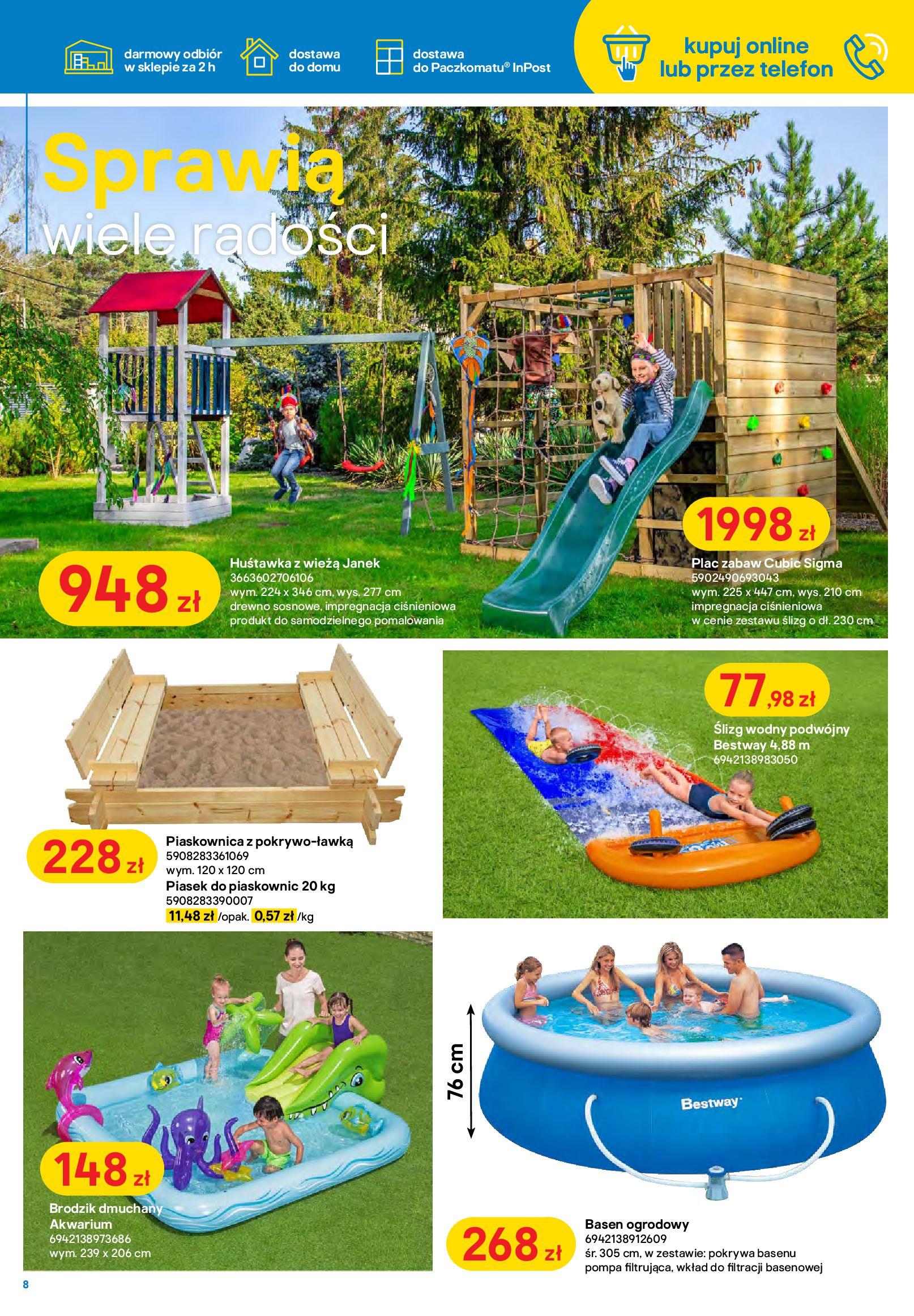 Gazetka Castorama: Ogród idealny dla Ciebie 2021-05-04 page-8