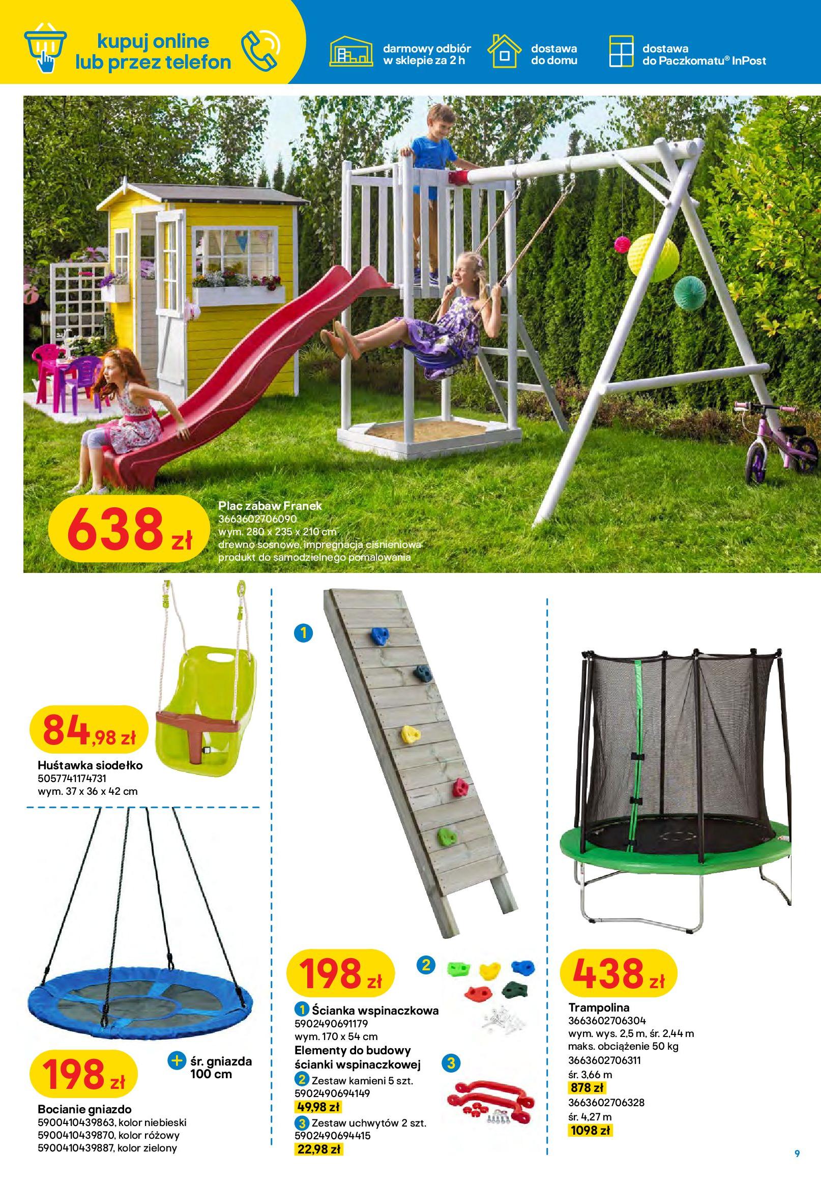 Gazetka Castorama: Ogród idealny dla Ciebie 2021-05-04 page-9
