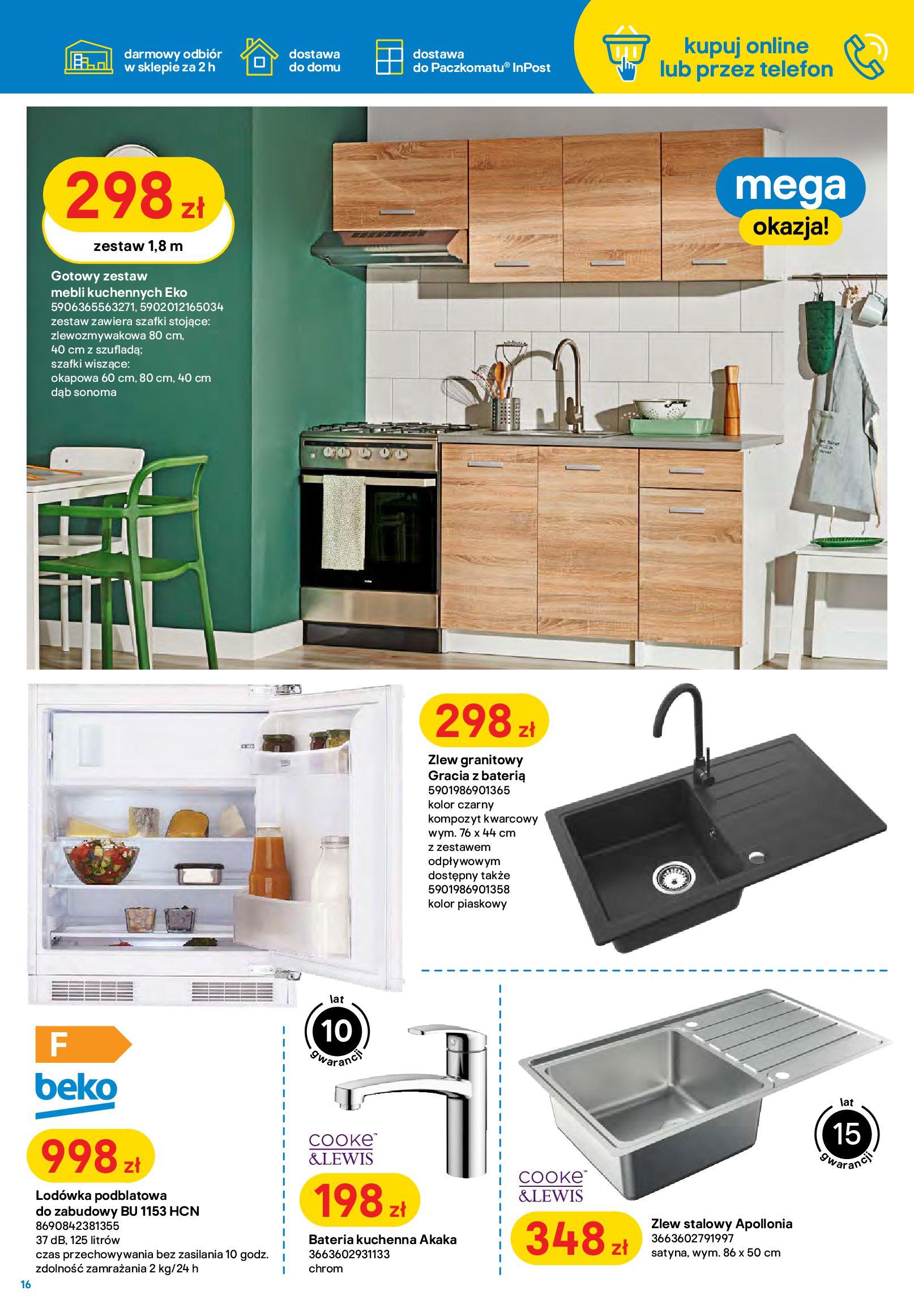 Gazetka Castorama: Ogród idealny dla Ciebie 2021-05-04 page-16
