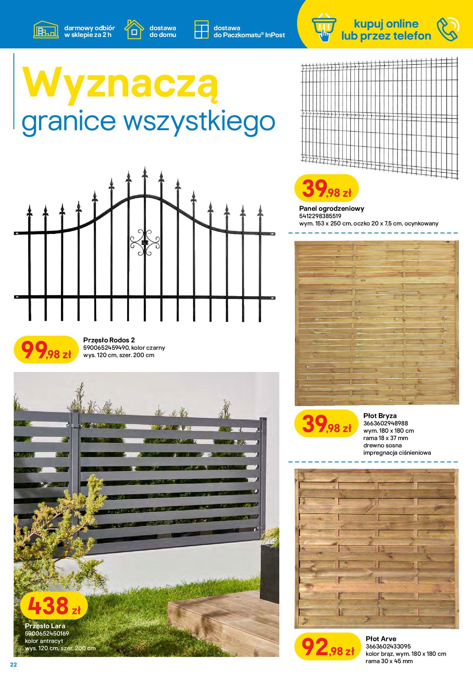 Gazetka Castorama: Ogród idealny dla Ciebie 2021-05-04 page-22