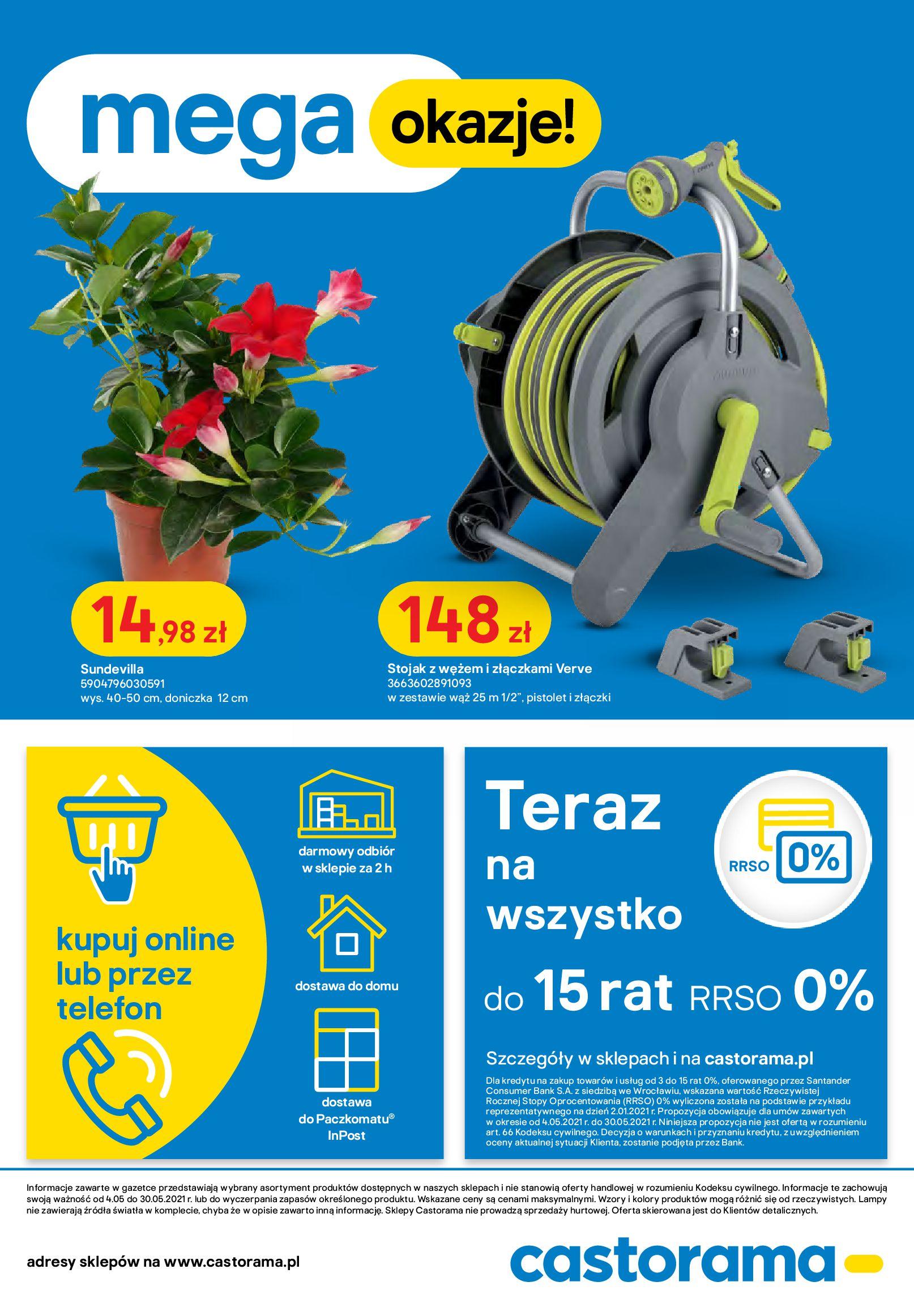 Gazetka Castorama: Ogród idealny dla Ciebie 2021-05-04 page-24