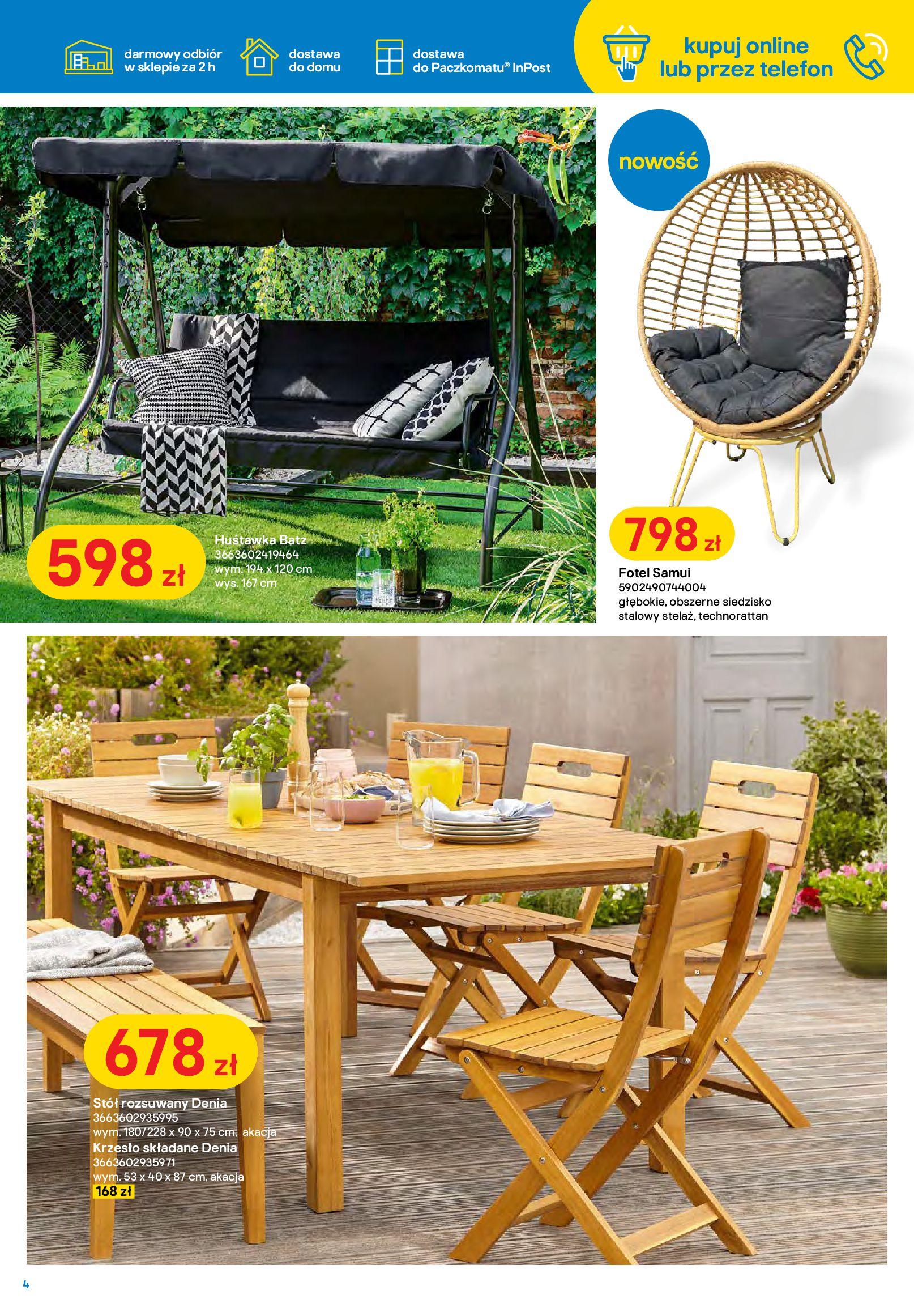 Gazetka Castorama: Ogród idealny dla Ciebie 2021-05-04 page-4