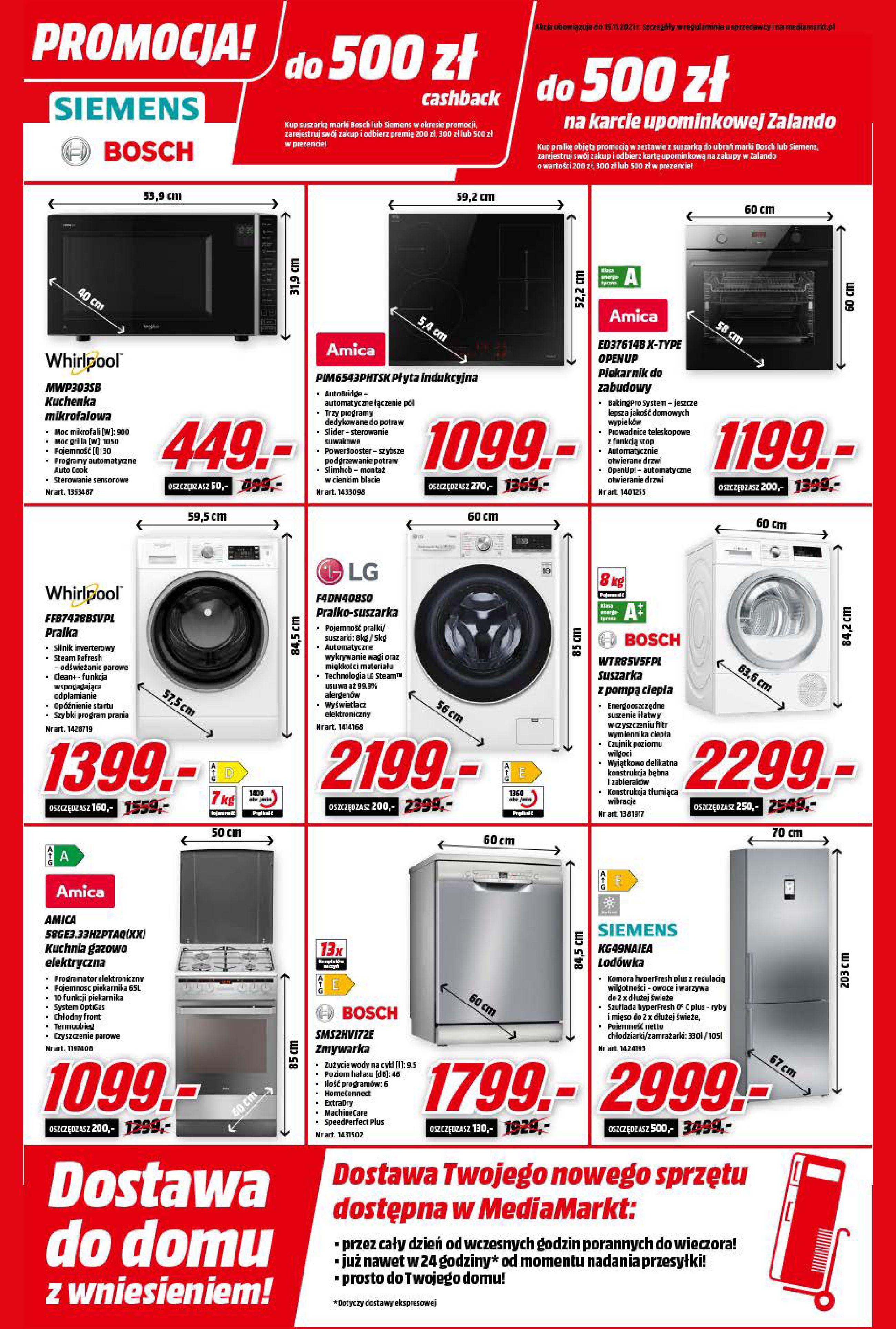 Gazetka Media Markt: Gazetka Media Markt - Wietrzenie magazynów 2021-09-15 page-2