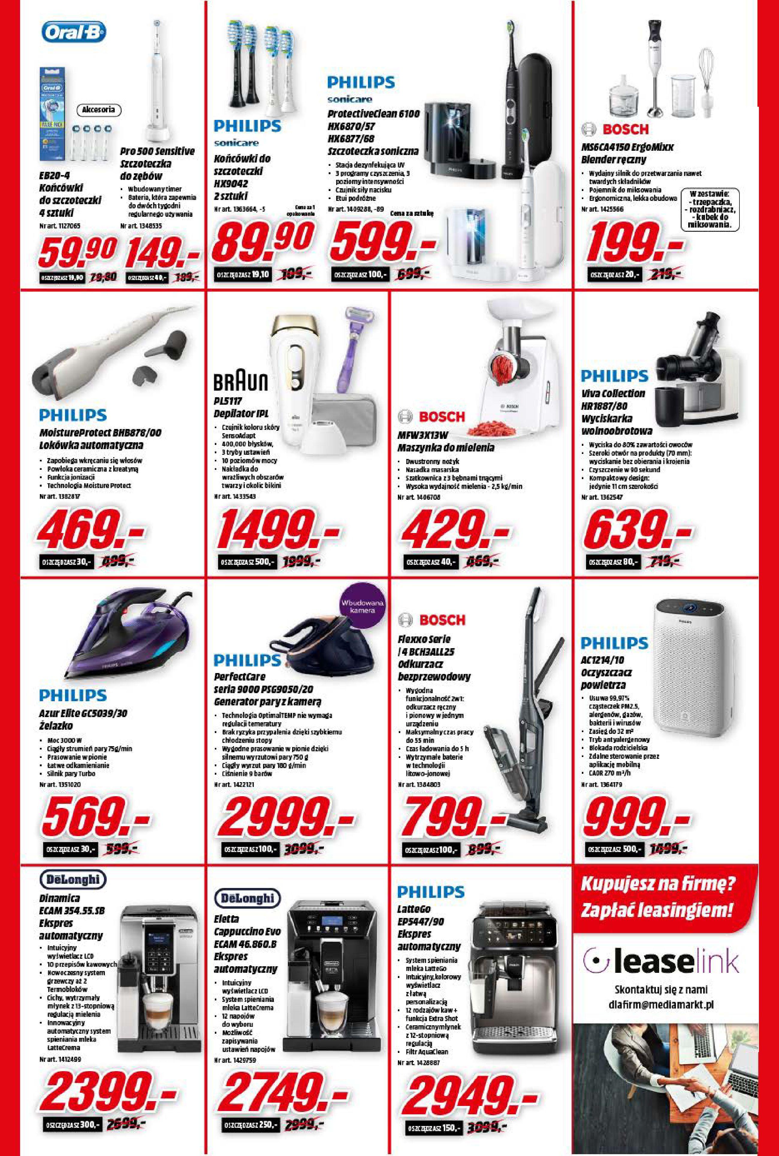 Gazetka Media Markt: Gazetka Media Markt - Wietrzenie magazynów 2021-09-15 page-3