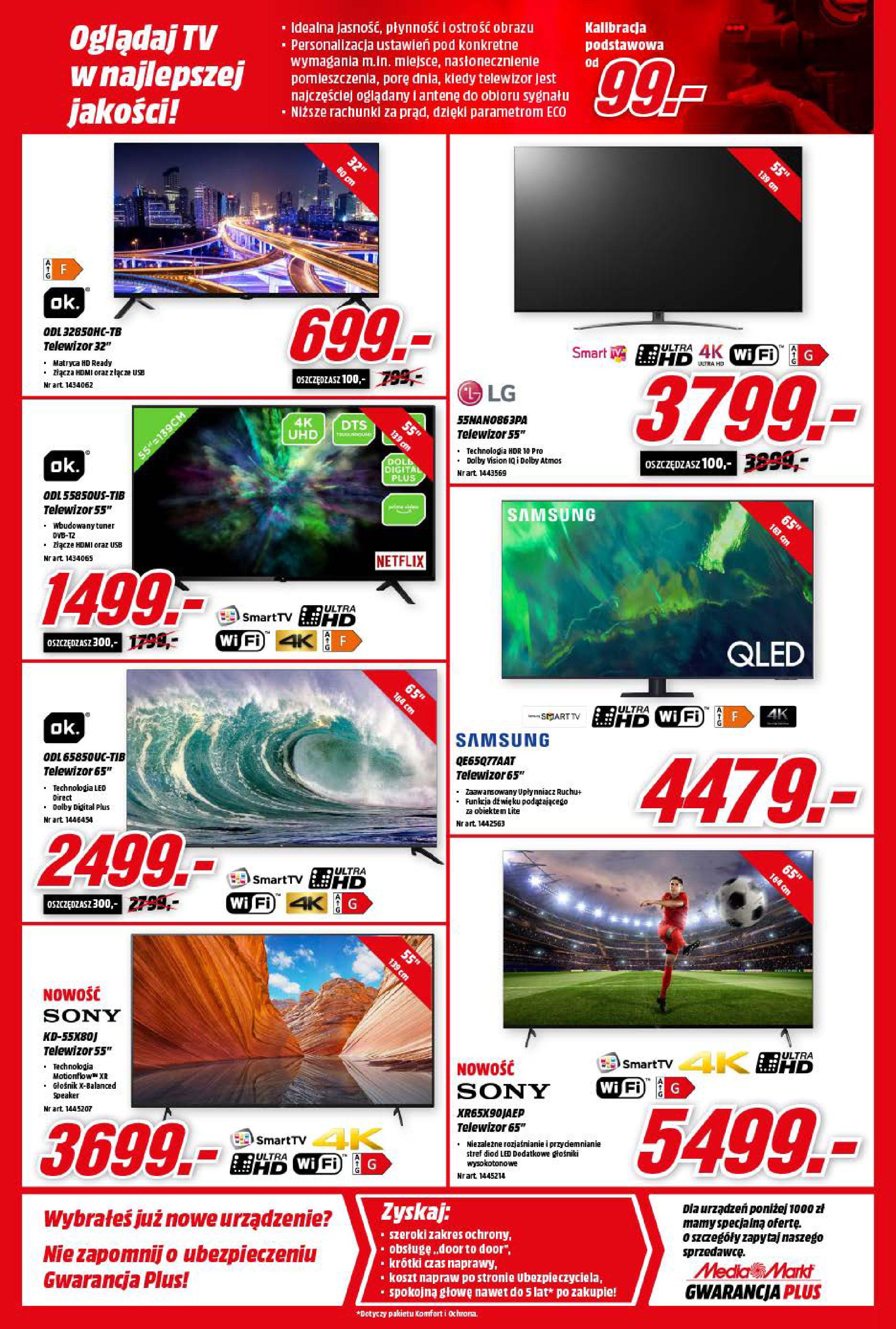Gazetka Media Markt: Gazetka Media Markt - Wietrzenie magazynów 2021-09-15 page-4