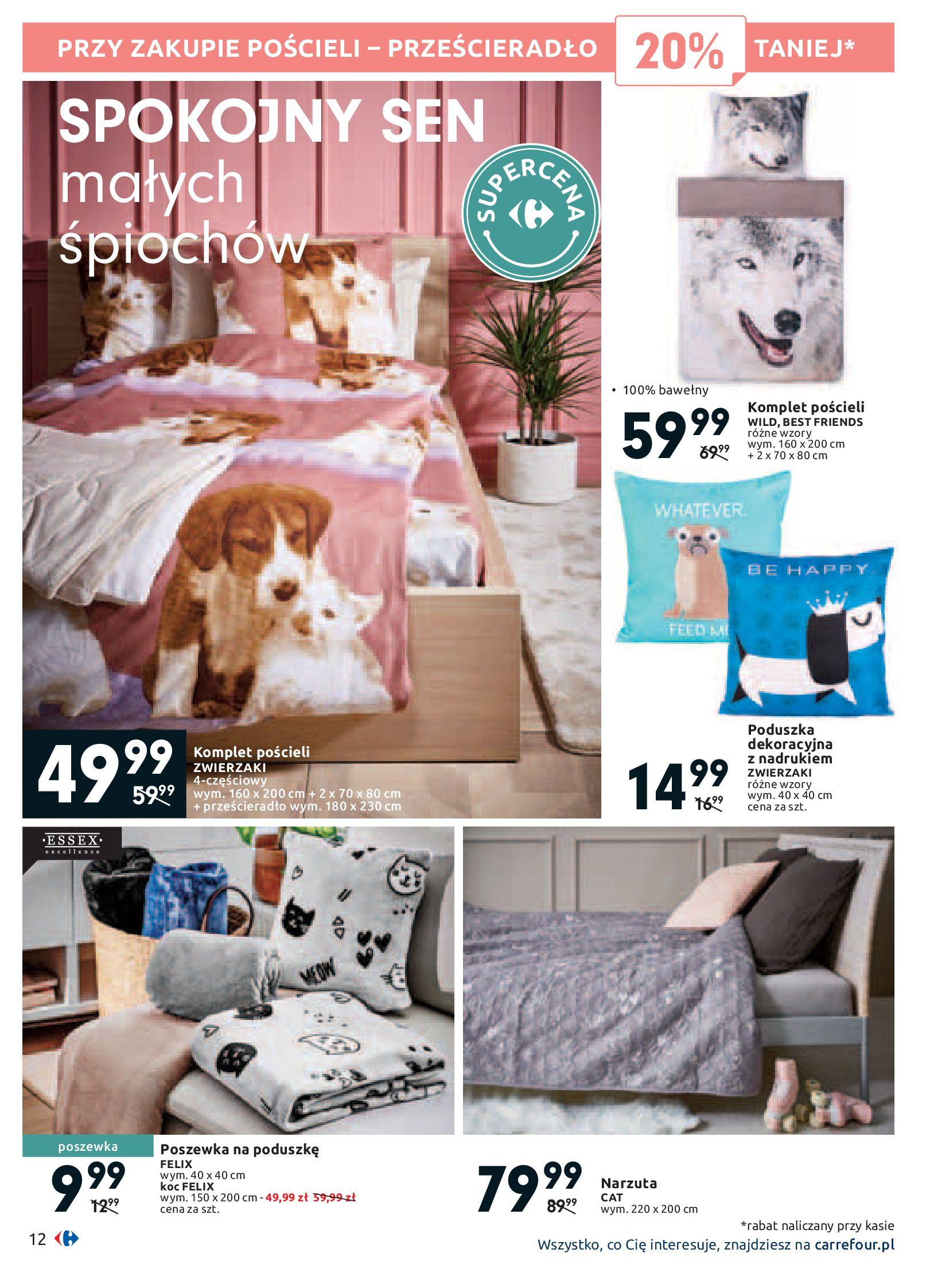 Gazetka Carrefour - Twój dom z pomysłem-13.01.2020-26.01.2020-page-12