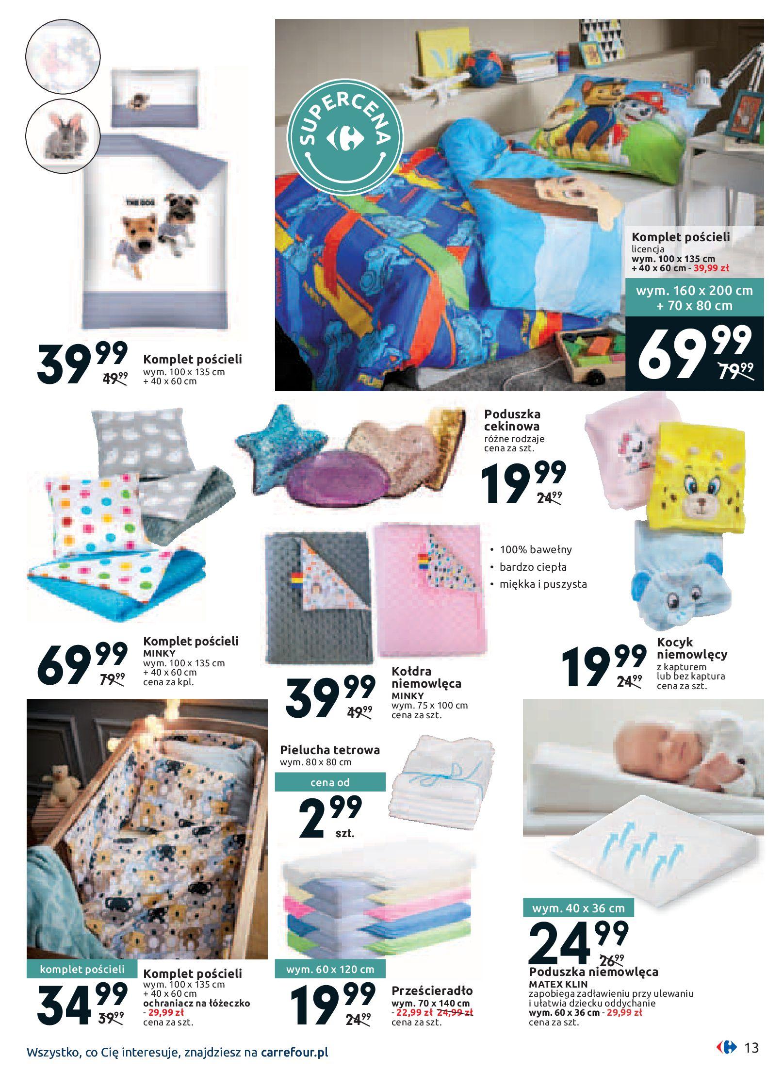 Gazetka Carrefour - Twój dom z pomysłem-13.01.2020-26.01.2020-page-13