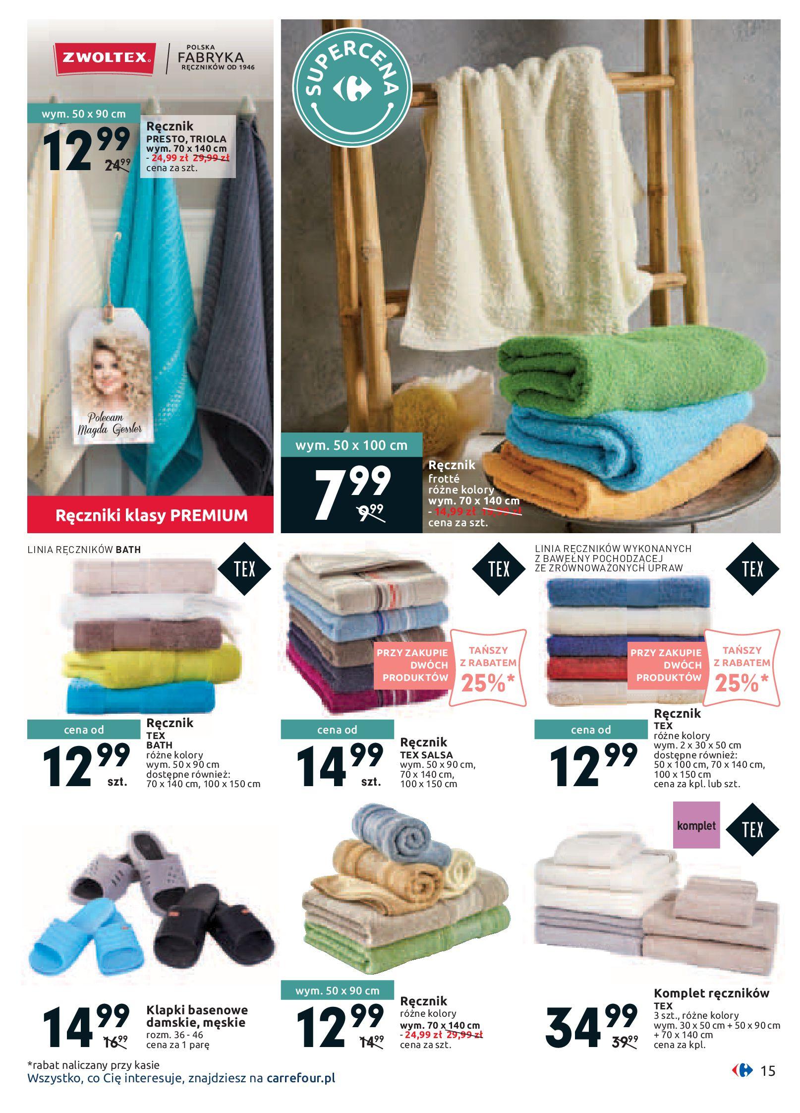 Gazetka Carrefour - Twój dom z pomysłem-13.01.2020-26.01.2020-page-15