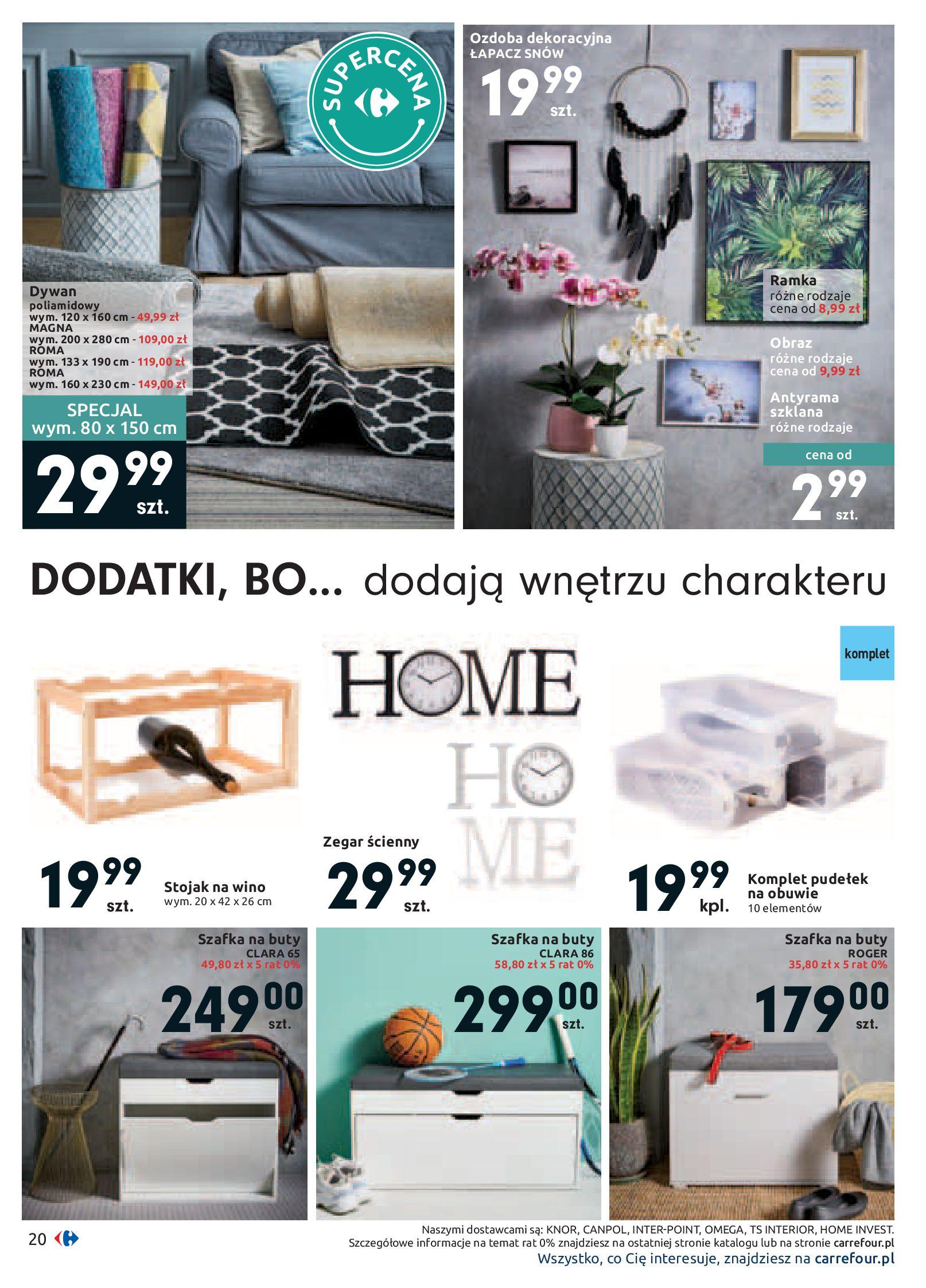 Gazetka Carrefour - Twój dom z pomysłem-13.01.2020-26.01.2020-page-20