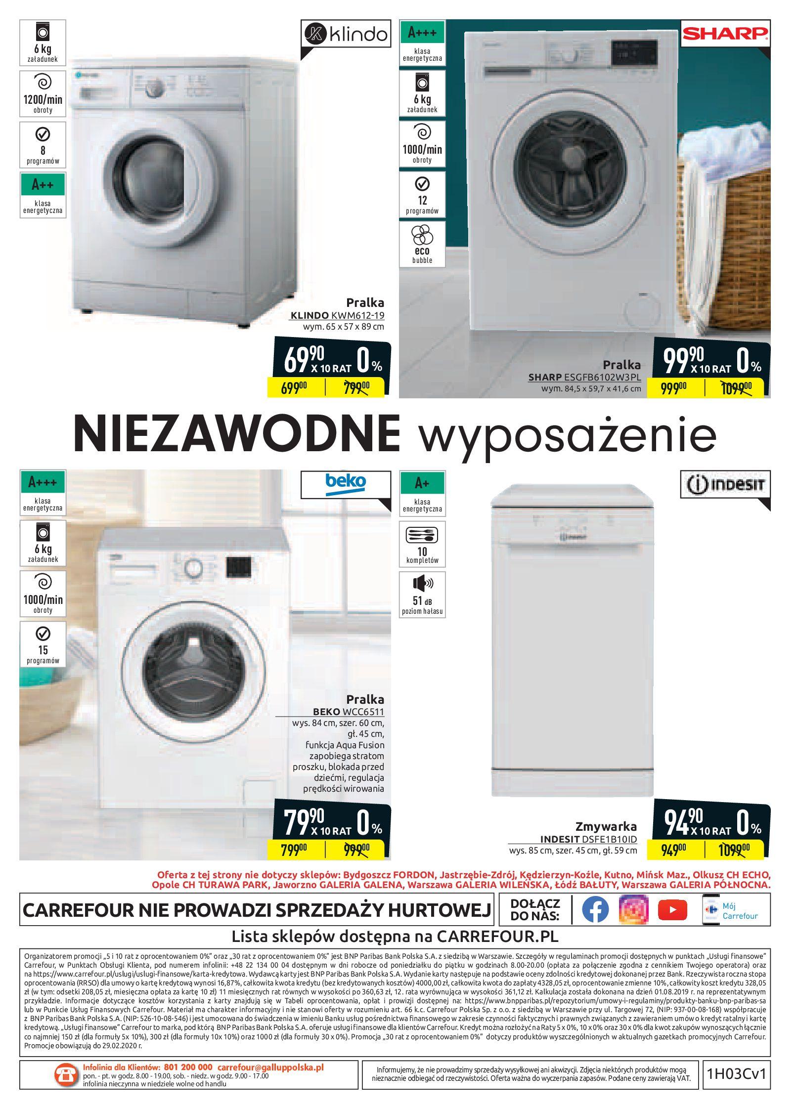 Gazetka Carrefour - Twój dom z pomysłem-13.01.2020-26.01.2020-page-32