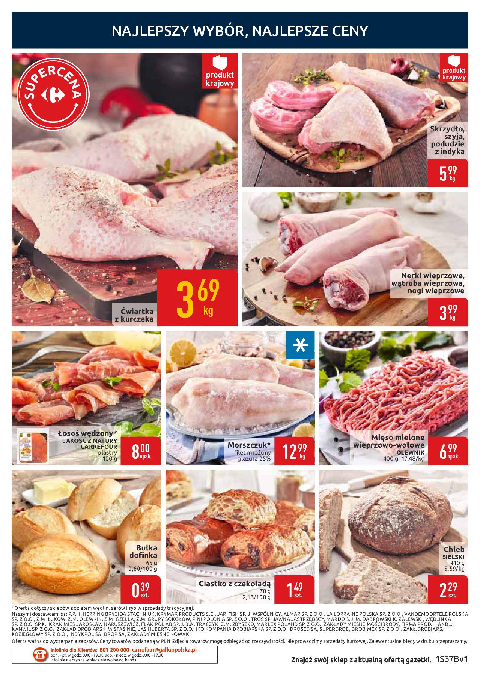 Gazetka Carrefour Market - Najlepszy wybór, najlepsze ceny-09.09.2019-16.09.2019-page-