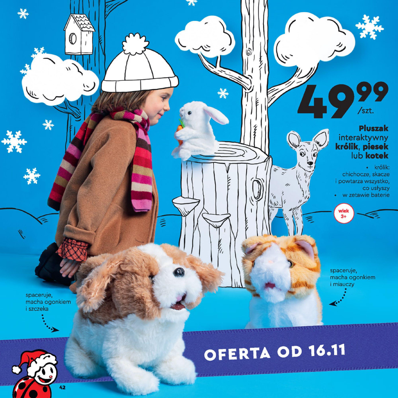 Gazetka Biedronka: Wielka Księga Zabawek 2020-11-09 page-42