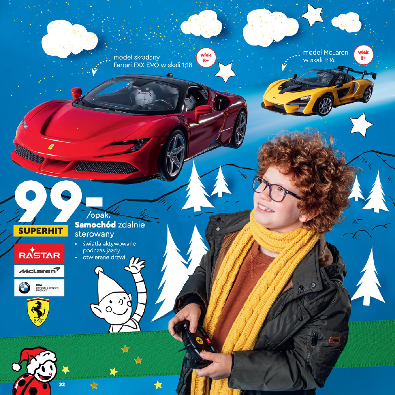 Gazetka Biedronka: Wielka Księga Zabawek 2020-11-09 page-22