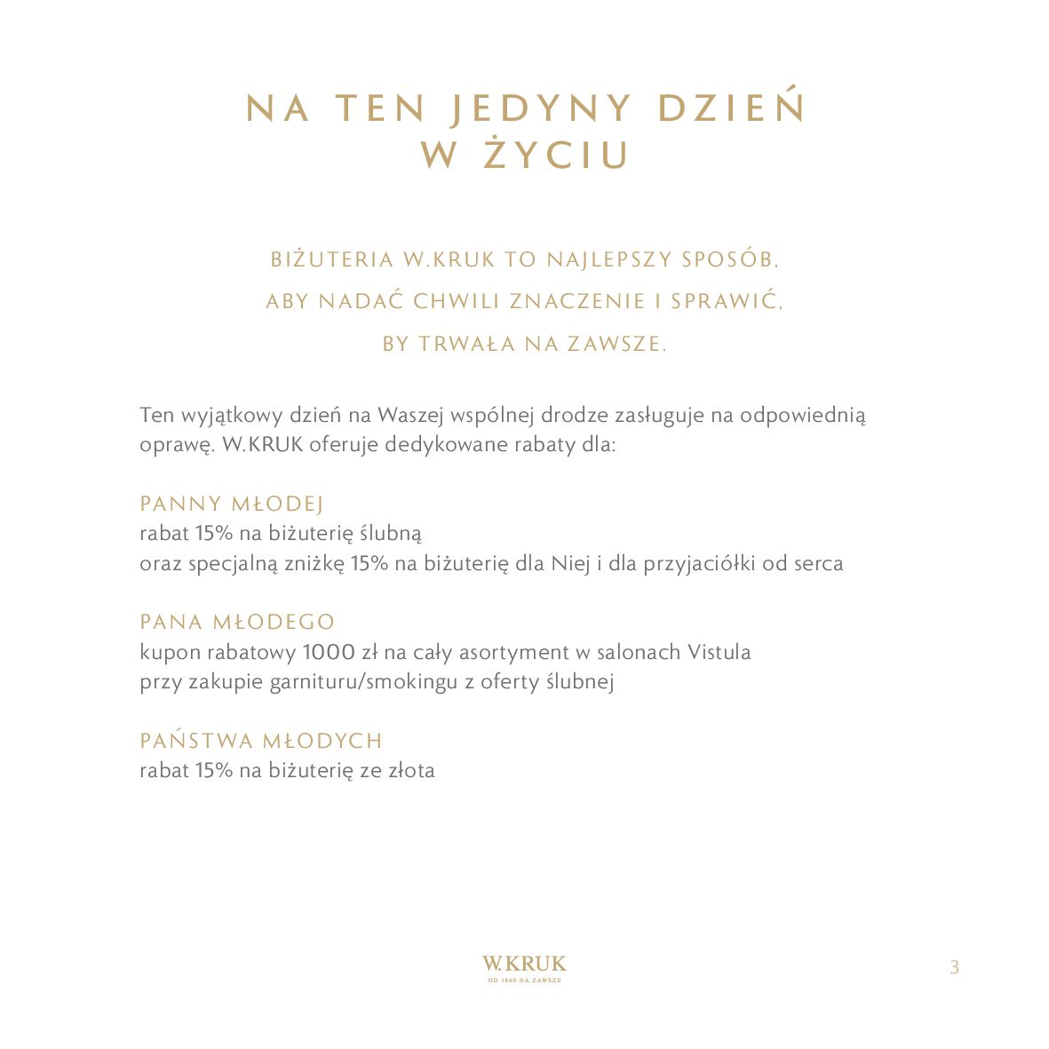 Gazetka W. KRUK: Katalog - Obrączki 2021-02-17 page-5