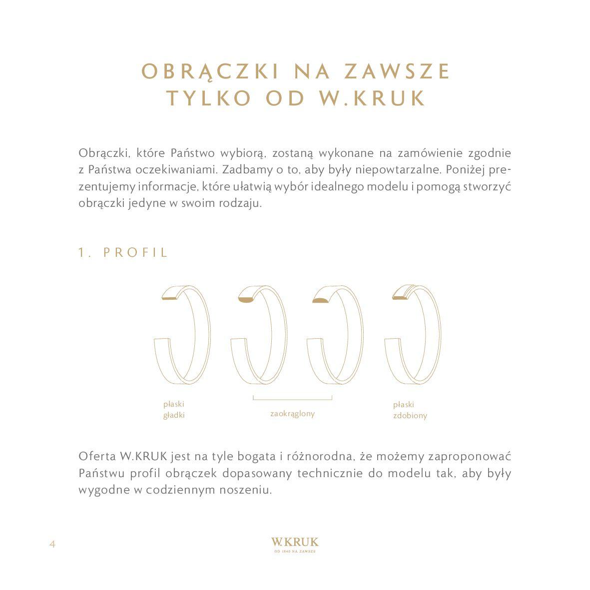 Gazetka W. KRUK: Katalog - Obrączki 2021-02-17 page-6