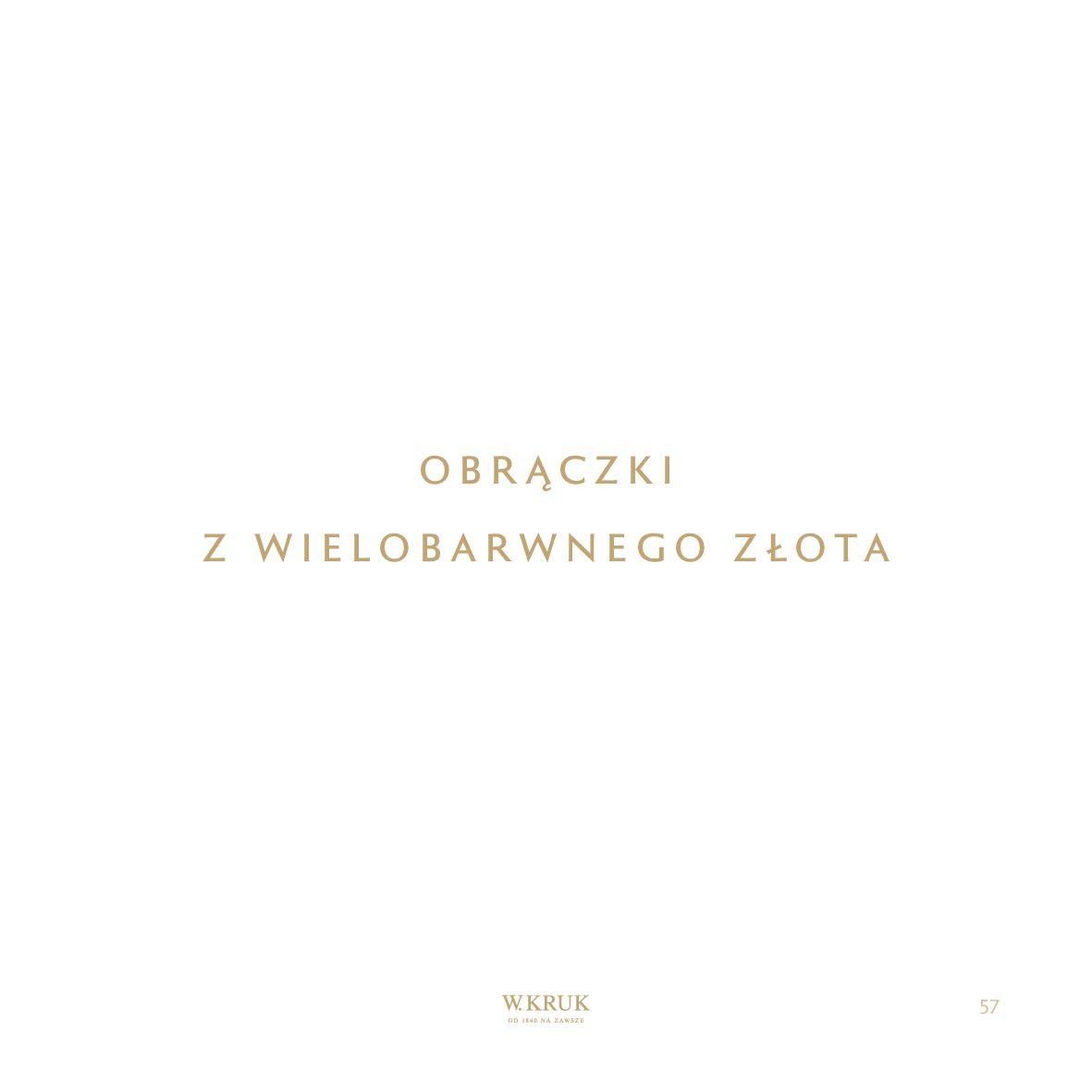 Gazetka W. KRUK: Katalog - Obrączki 2021-02-17 page-59
