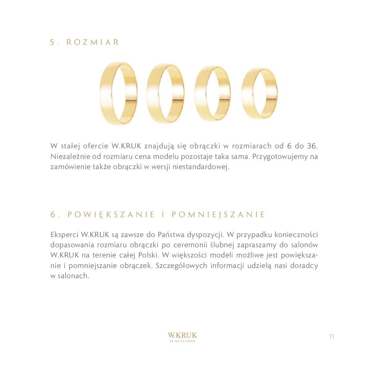 Gazetka W. KRUK: Katalog - Obrączki 2021-02-17 page-13