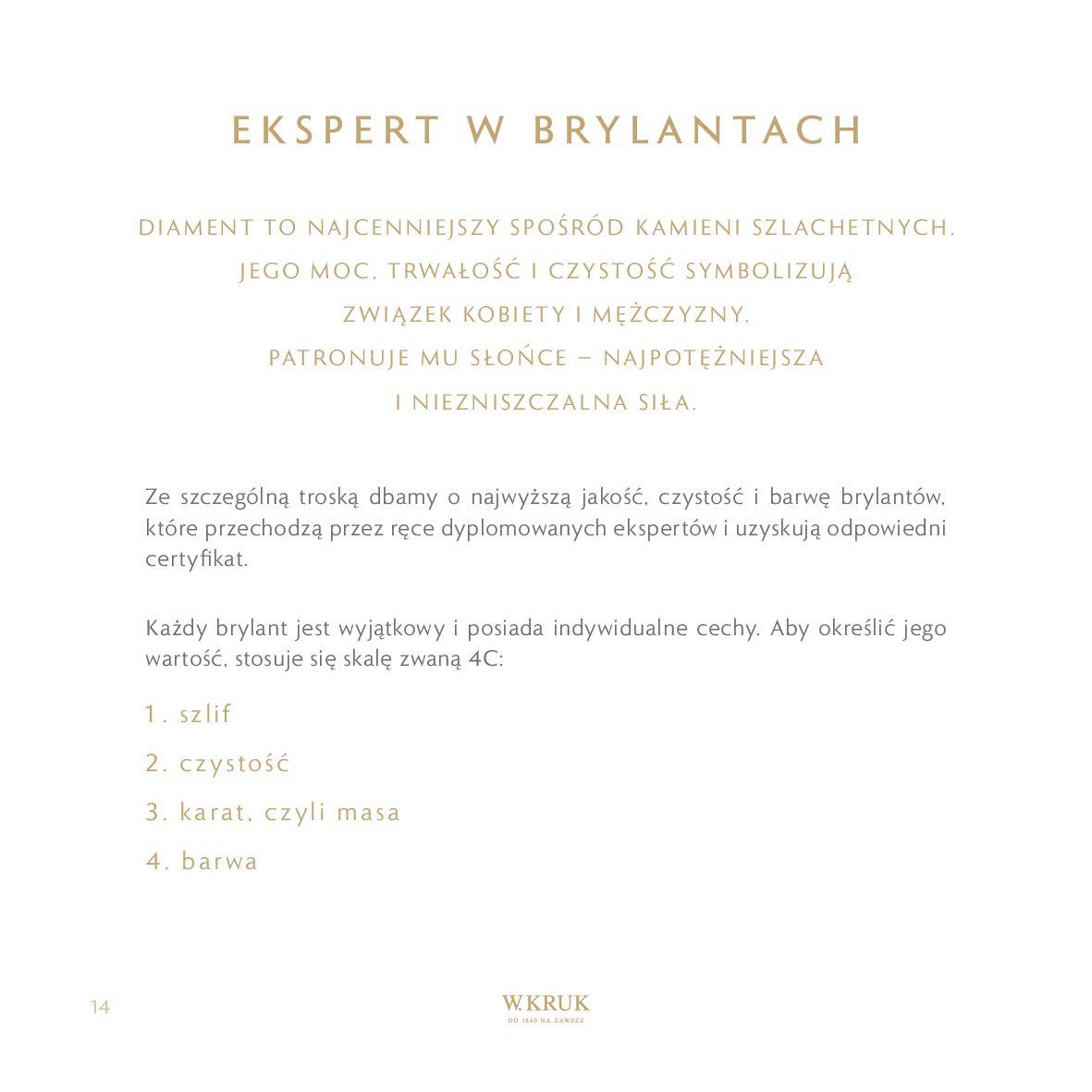 Gazetka W. KRUK: Katalog - Obrączki 2021-02-17 page-16