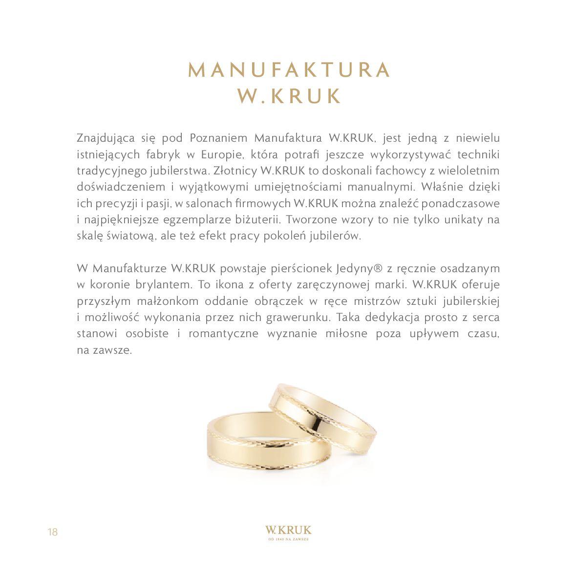 Gazetka W. KRUK: Katalog - Obrączki 2021-02-17 page-20