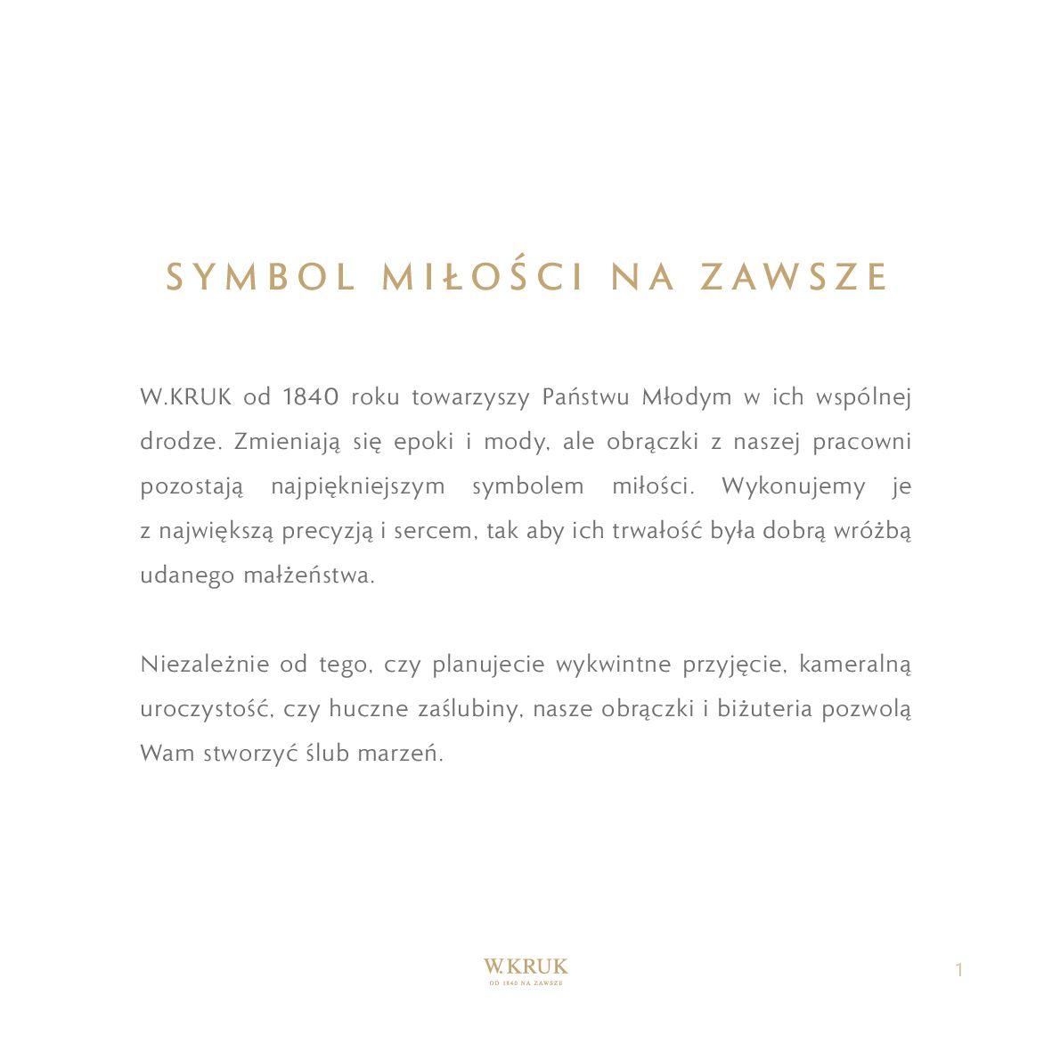 Gazetka W. KRUK: Katalog - Obrączki 2021-02-17 page-3