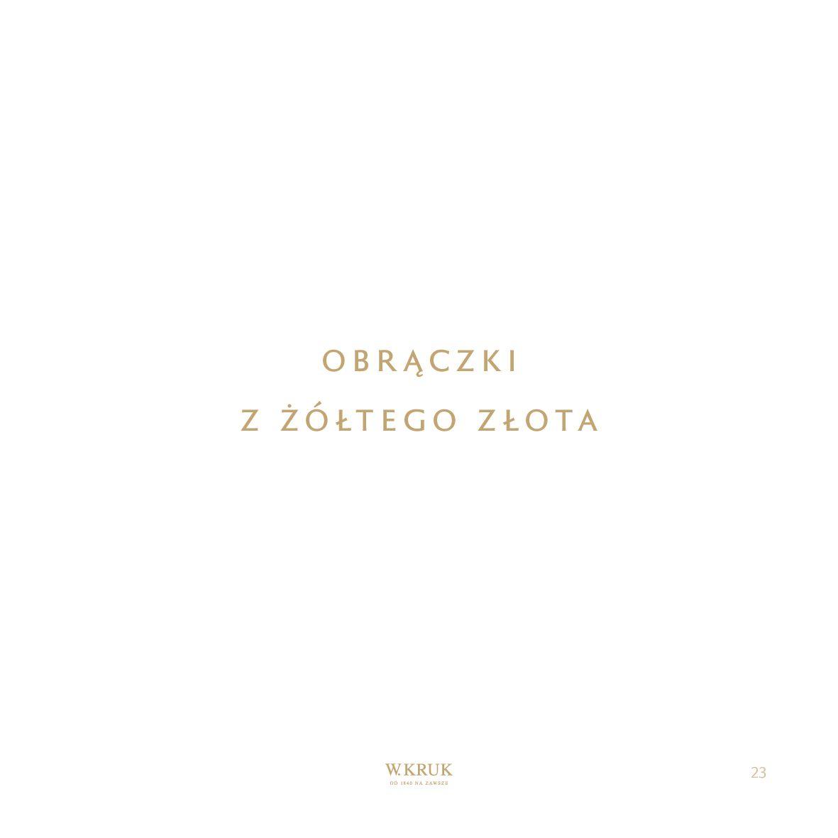 Gazetka W. KRUK: Katalog - Obrączki 2021-02-17 page-25