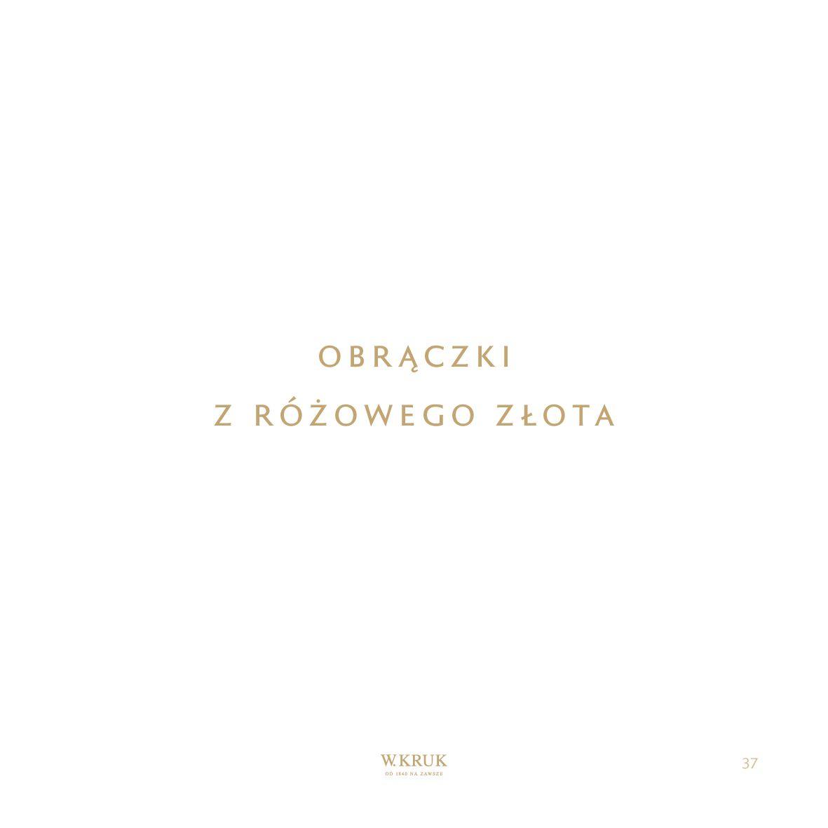 Gazetka W. KRUK: Katalog - Obrączki 2021-02-17 page-39