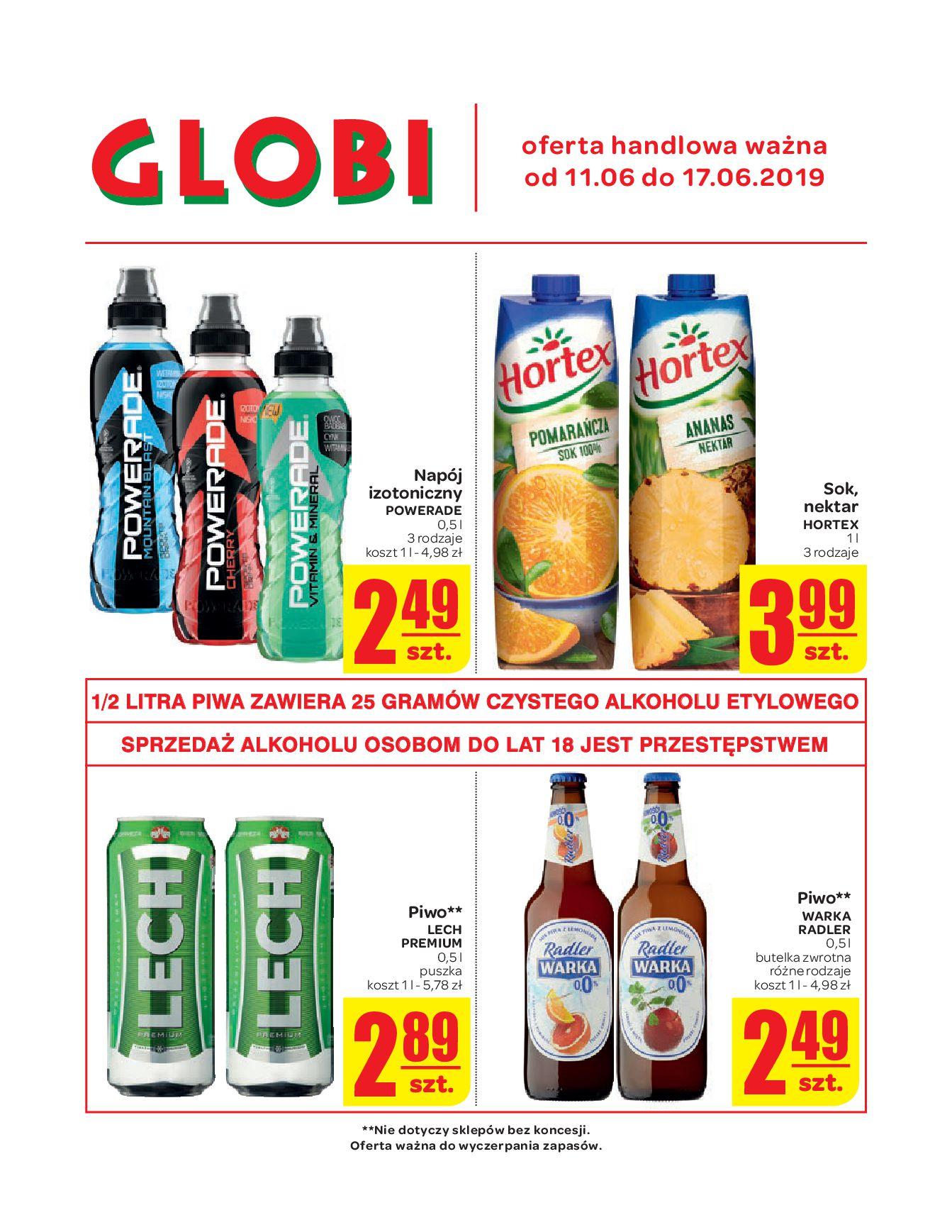 Gazetka Globi - Oferta handlowa-10.06.2019-17.06.2019-page-
