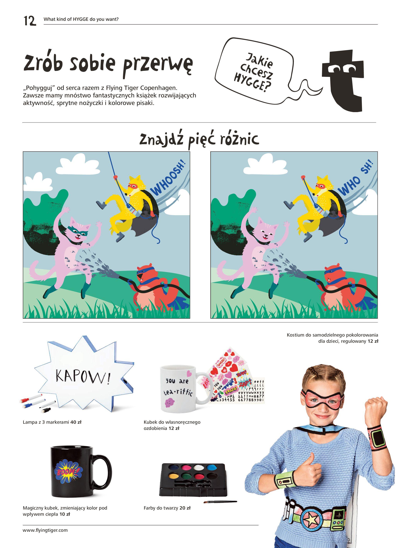 Gazetka Flying tiger - Oferta na styczeń 2018-01.01.2018-31.01.2018-page-12