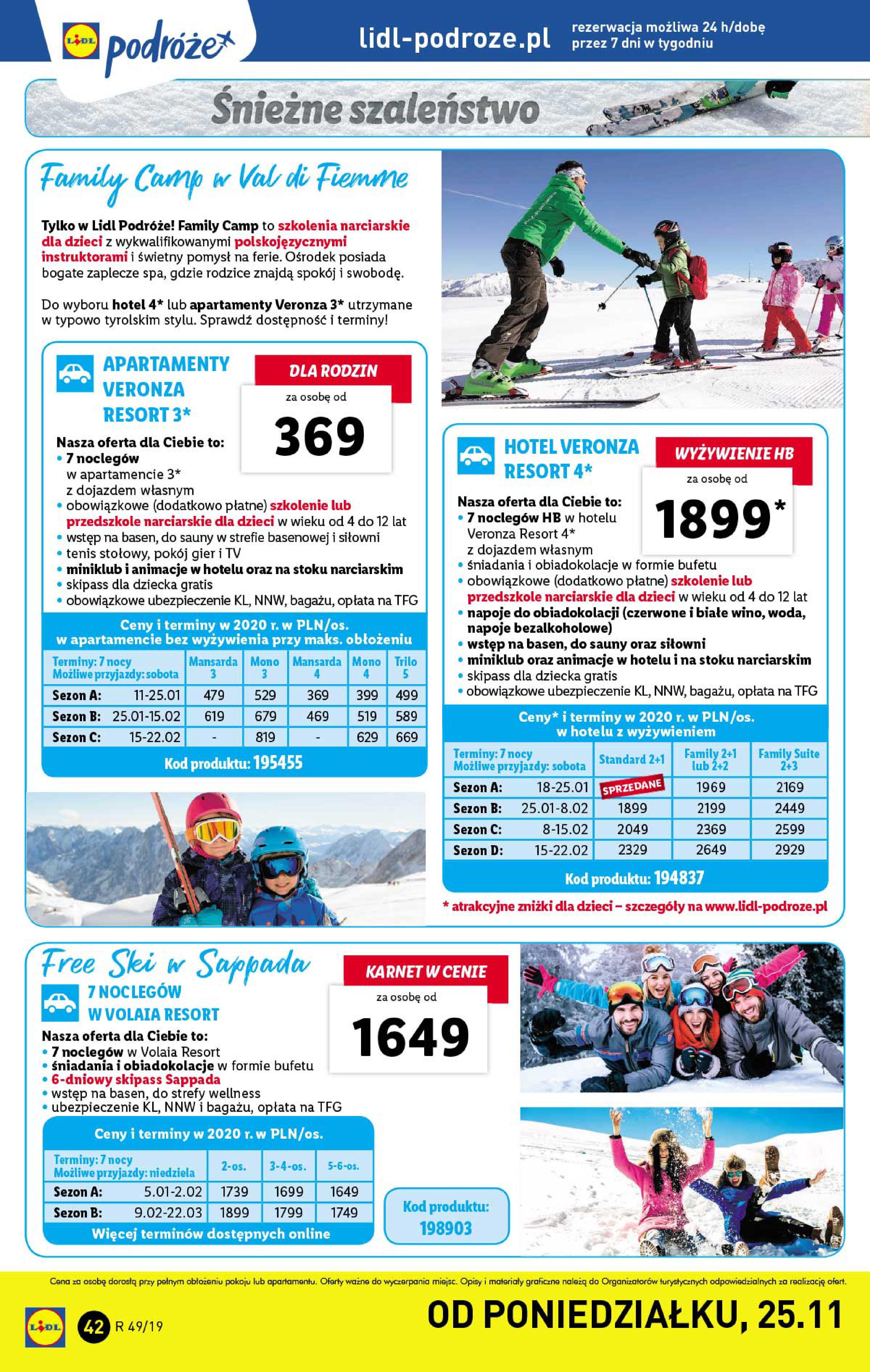 Gazetka Lidl - Katalog od poniedziałku 02.12-01.12.2019-07.12.2019-page-42