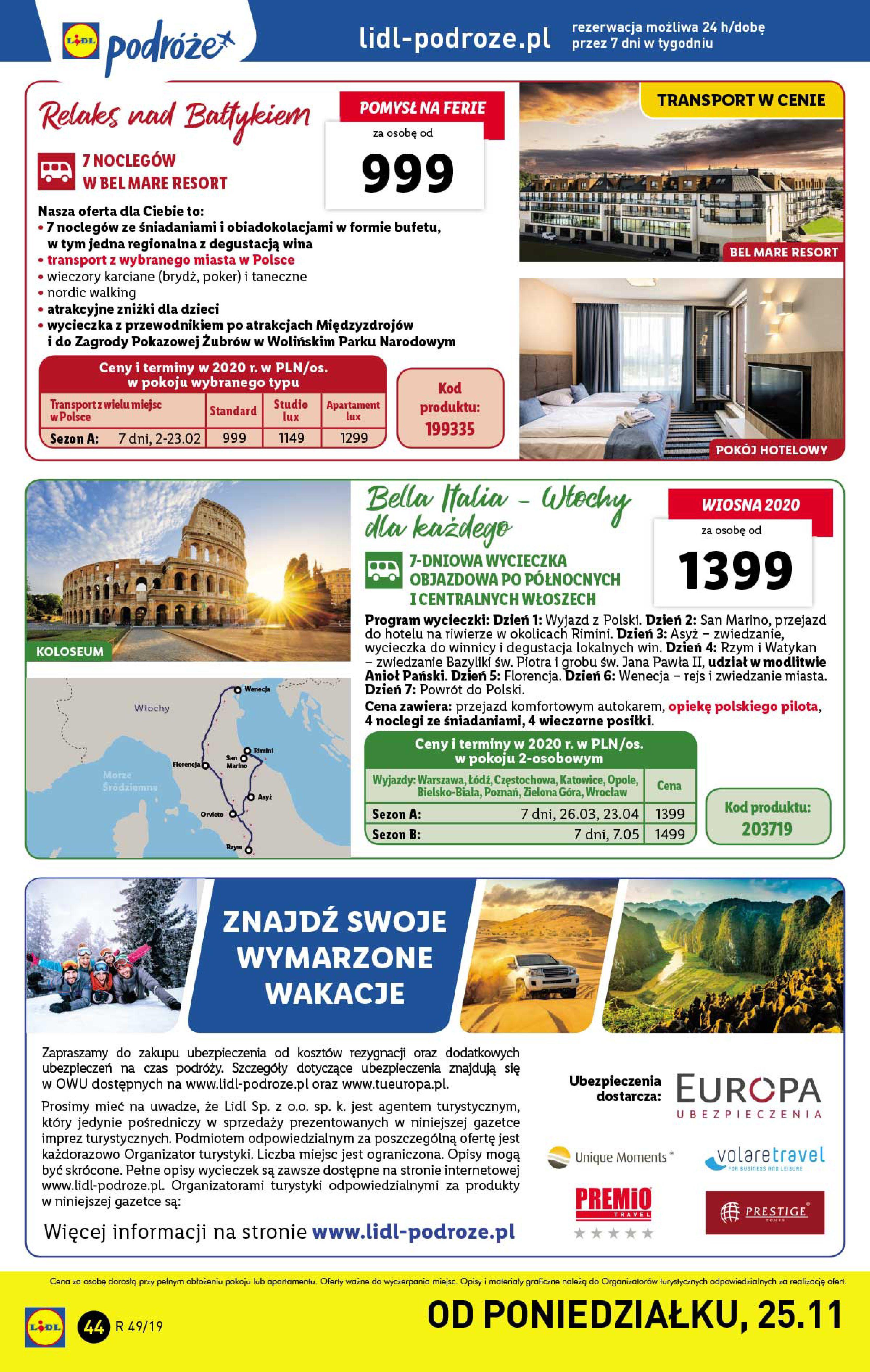 Gazetka Lidl - Katalog od poniedziałku 02.12-01.12.2019-07.12.2019-page-44