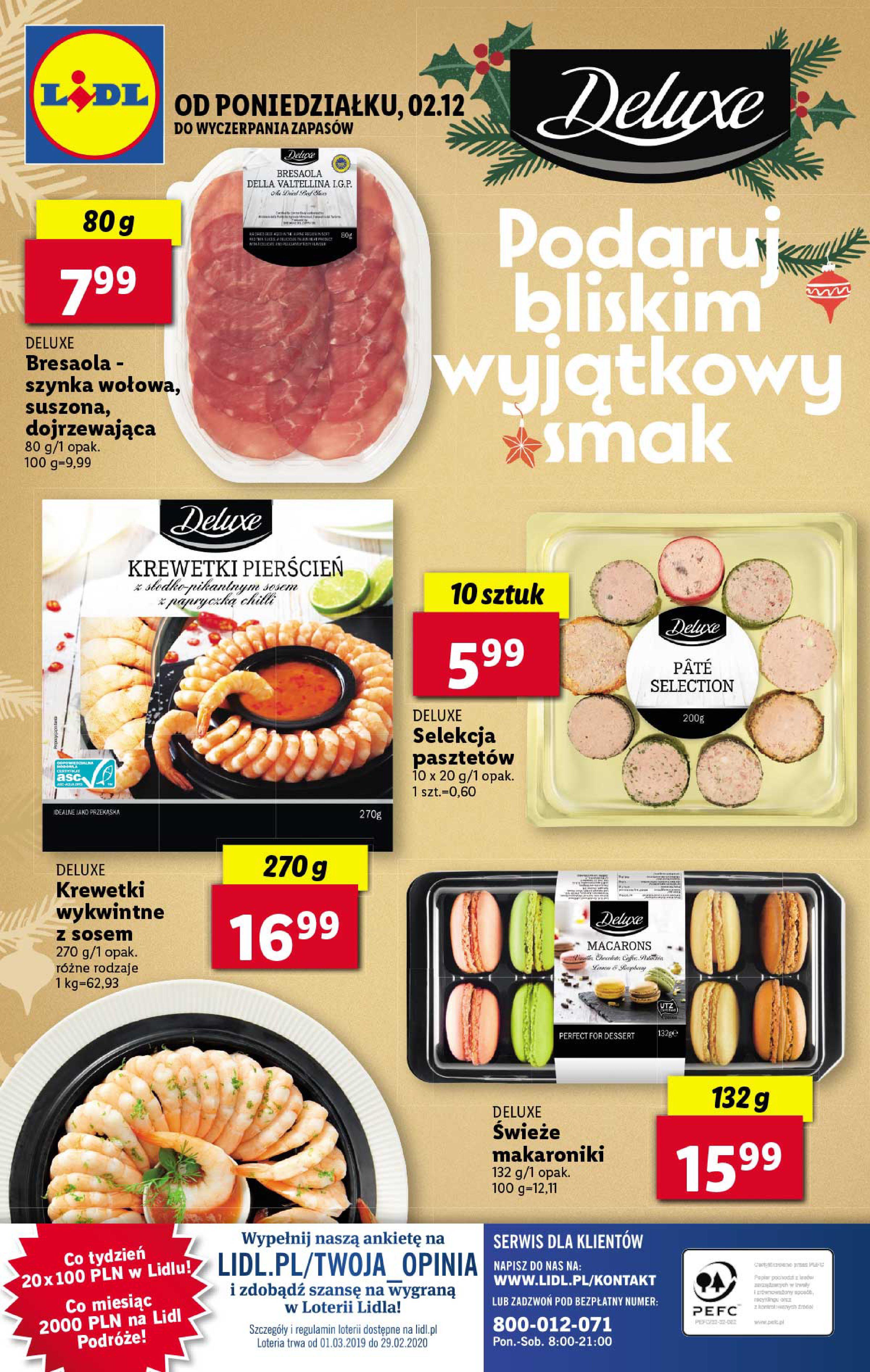 Gazetka Lidl - Katalog od poniedziałku 02.12-01.12.2019-07.12.2019-page-48
