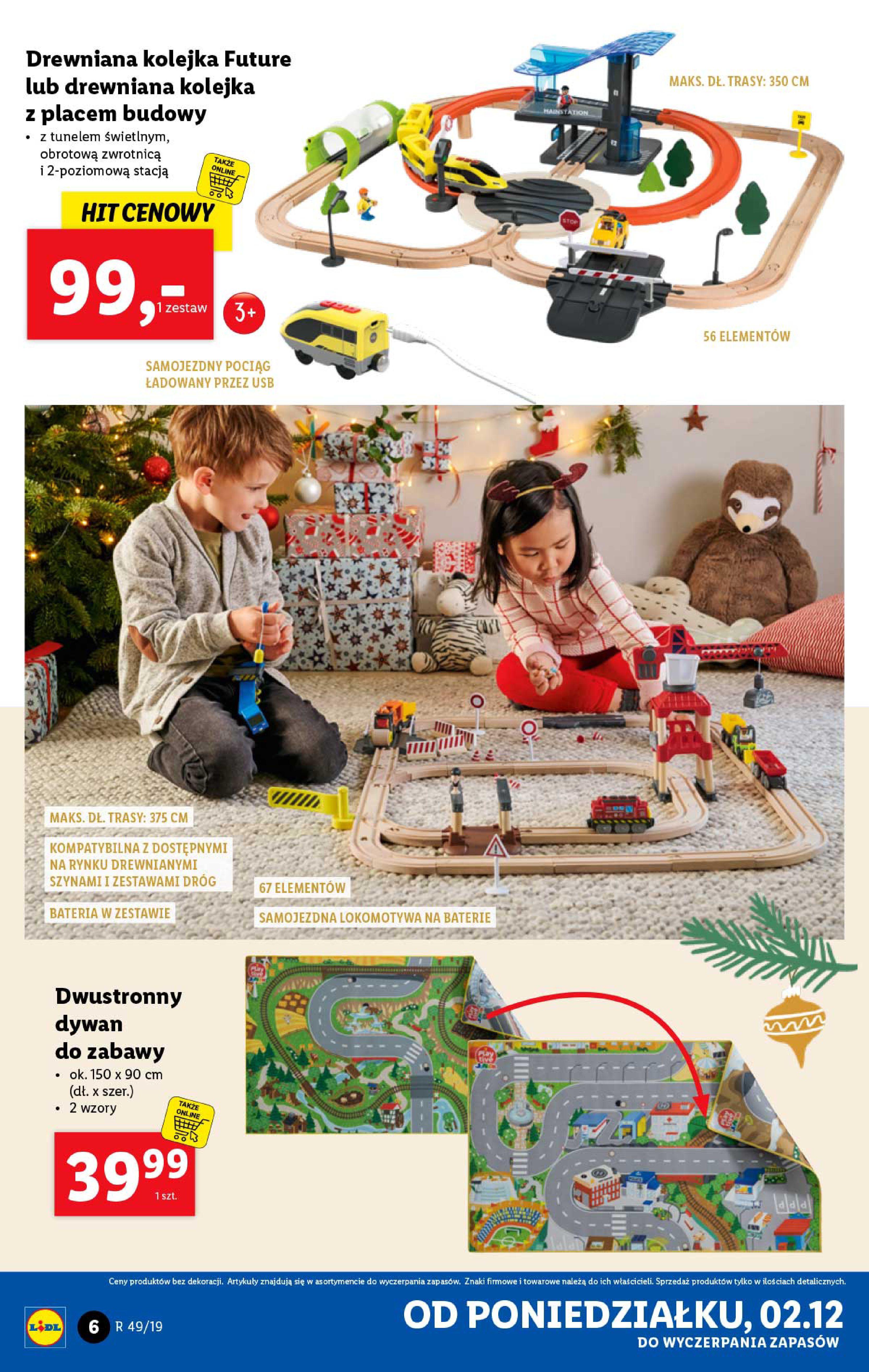 Gazetka Lidl - Katalog od poniedziałku 02.12-01.12.2019-07.12.2019-page-6