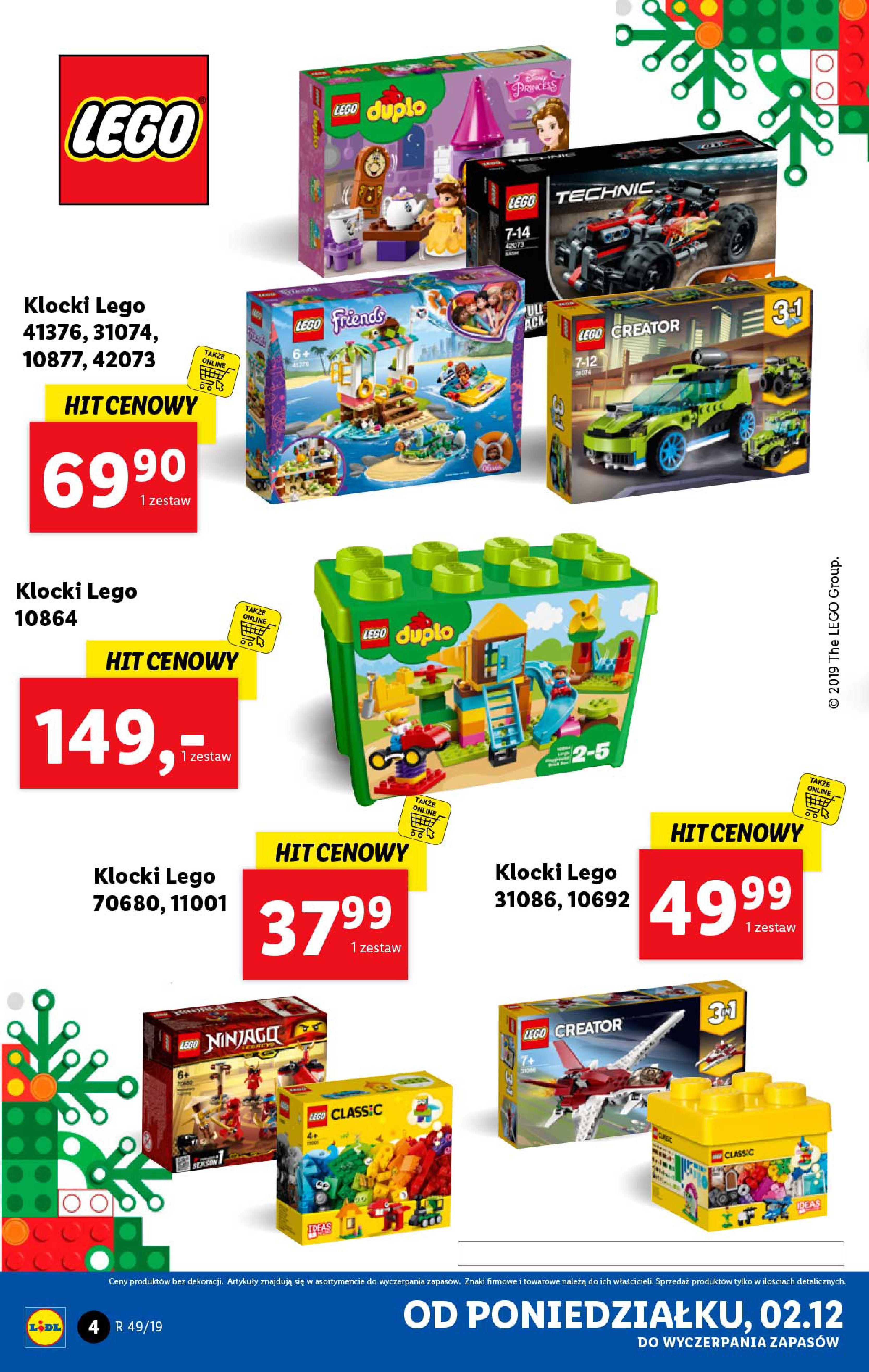 Gazetka Lidl - Katalog od poniedziałku 02.12-01.12.2019-07.12.2019-page-4